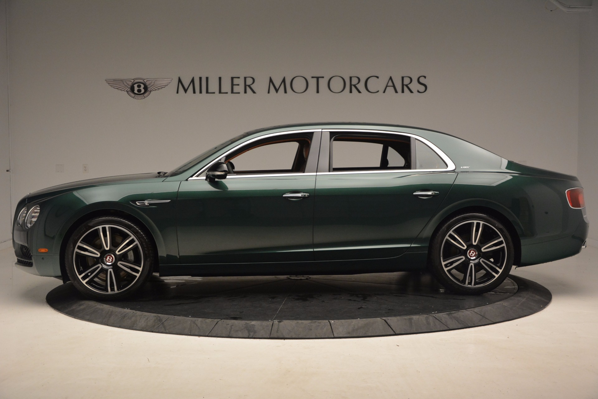 New 2017 Bentley Flying Spur V8 S For Sale In Greenwich, CT 1471_p3