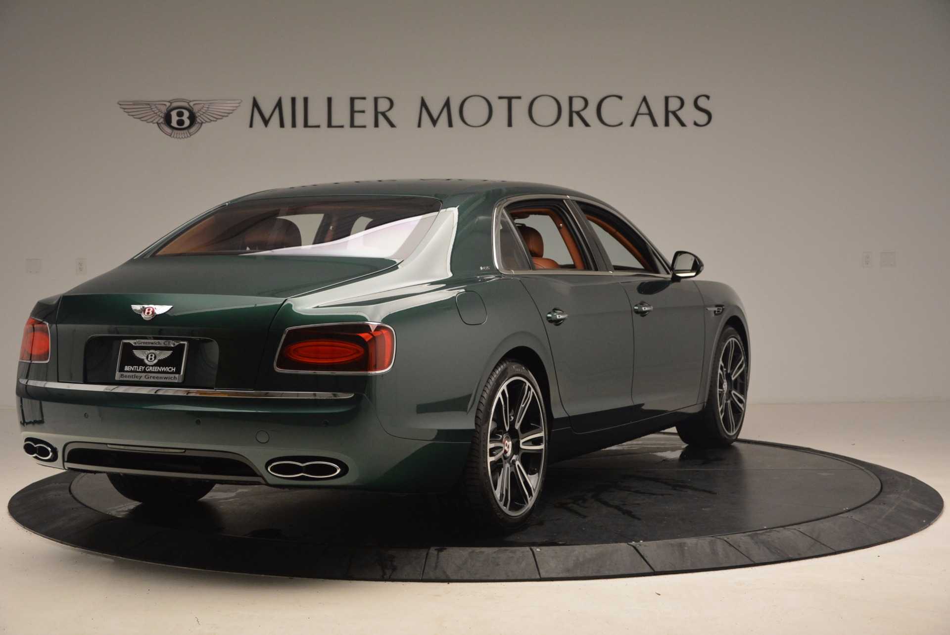New 2017 Bentley Flying Spur V8 S For Sale In Greenwich, CT 1471_p7