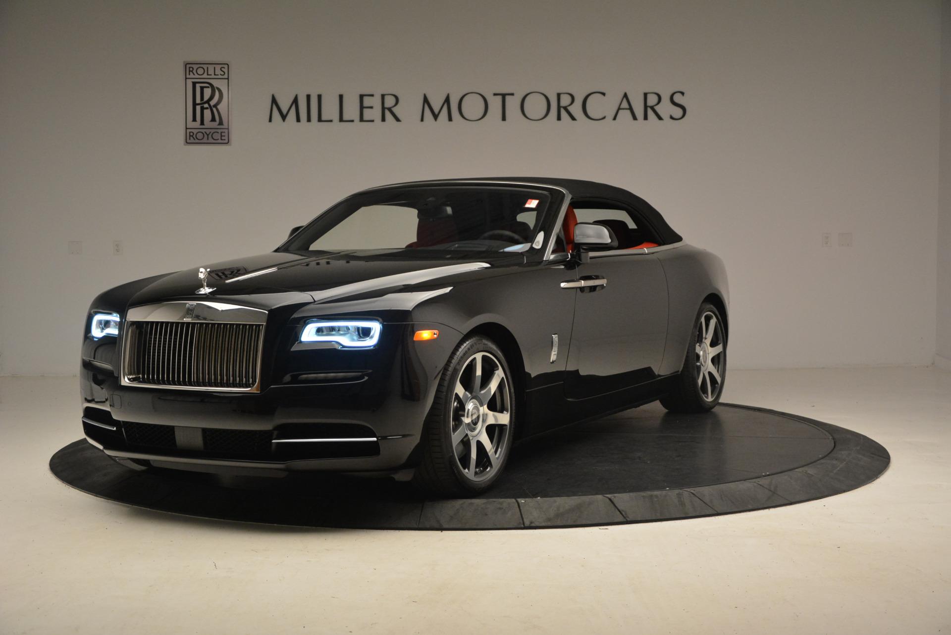 New 2017 Rolls-Royce Dawn  For Sale In Greenwich, CT 1472_p15