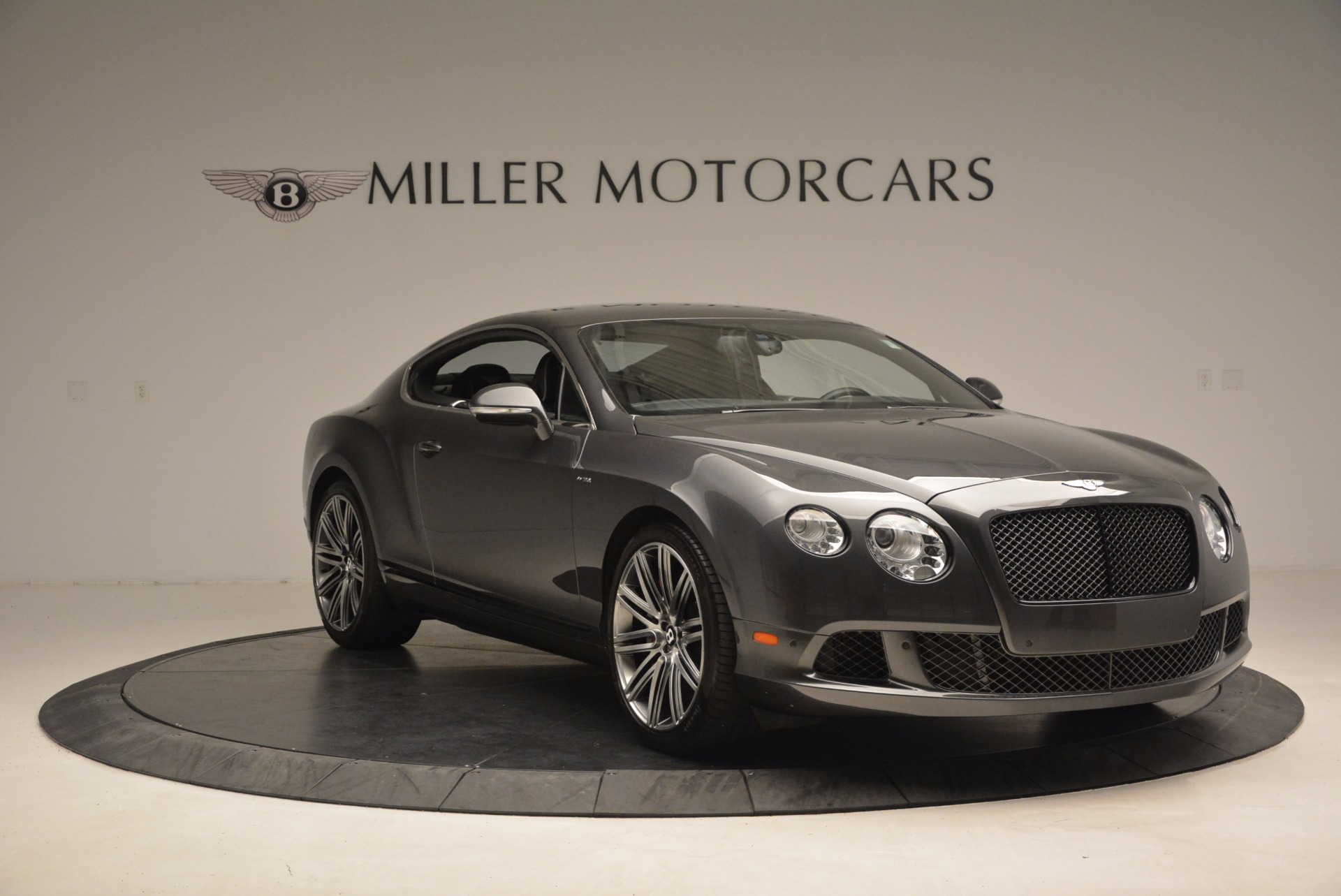 Used 2014 Bentley Continental GT Speed For Sale In Greenwich, CT 1473_p11