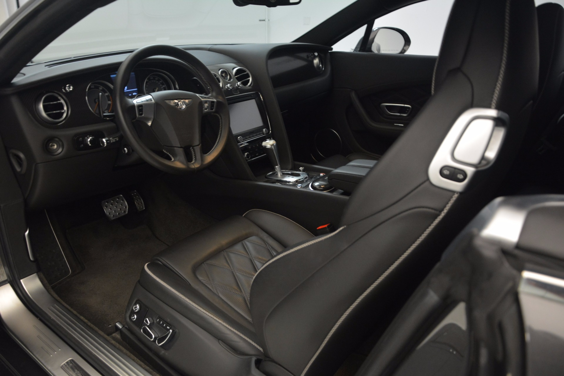 Used 2014 Bentley Continental GT Speed For Sale In Greenwich, CT 1473_p19
