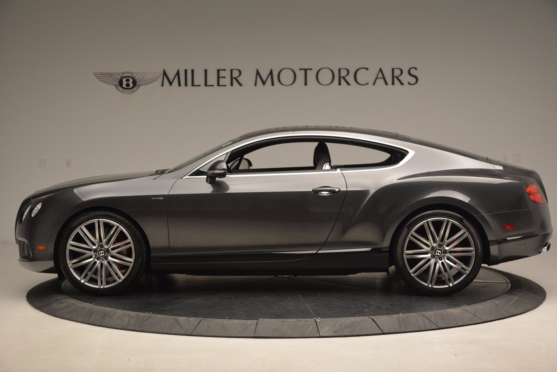 Used 2014 Bentley Continental GT Speed For Sale In Greenwich, CT 1473_p3