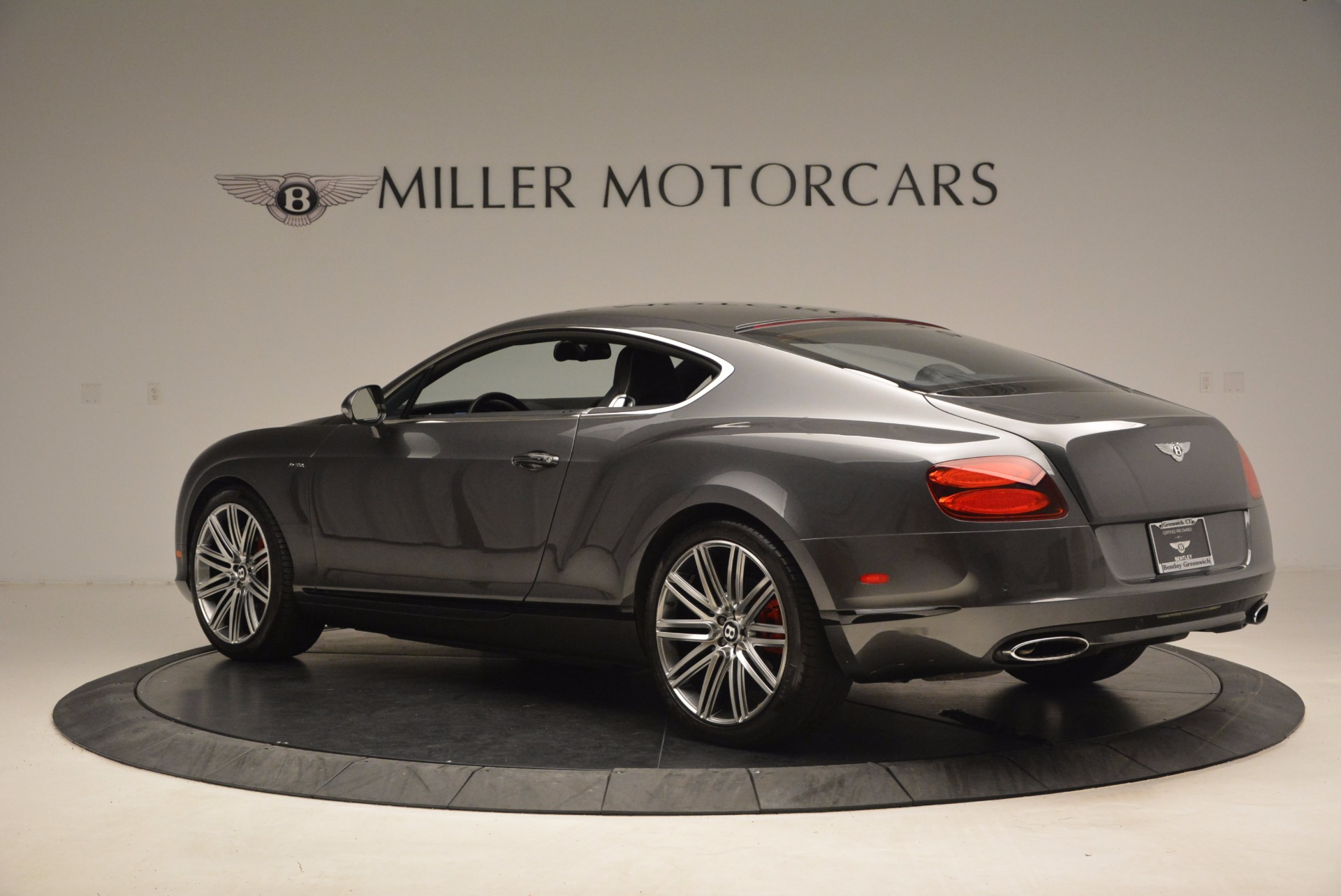 Used 2014 Bentley Continental GT Speed For Sale In Greenwich, CT 1473_p4