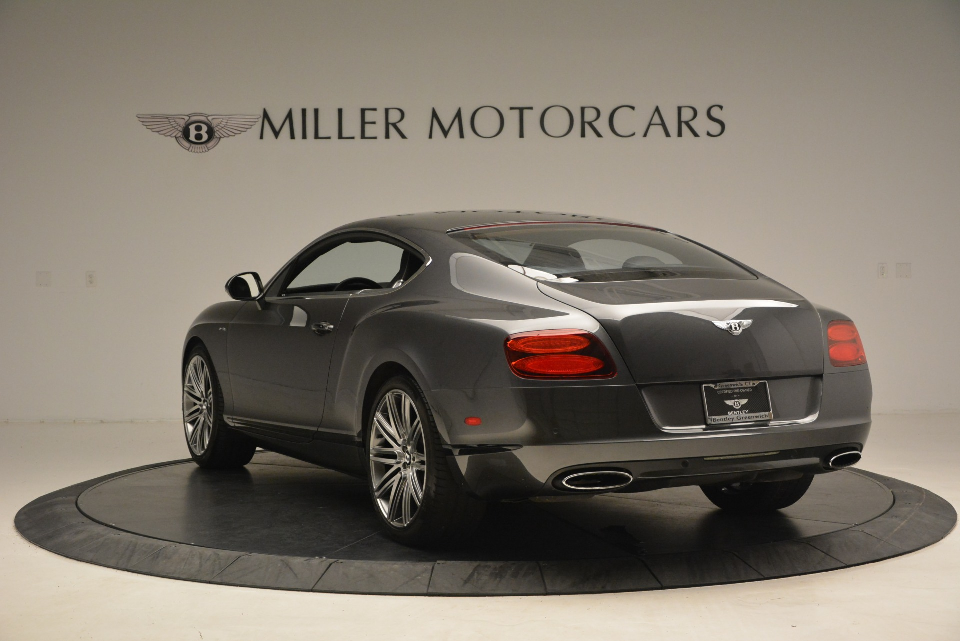 Used 2014 Bentley Continental GT Speed For Sale In Greenwich, CT 1473_p5