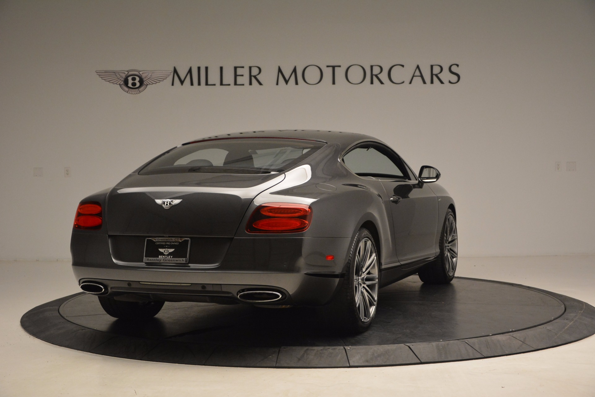 Used 2014 Bentley Continental GT Speed For Sale In Greenwich, CT 1473_p7