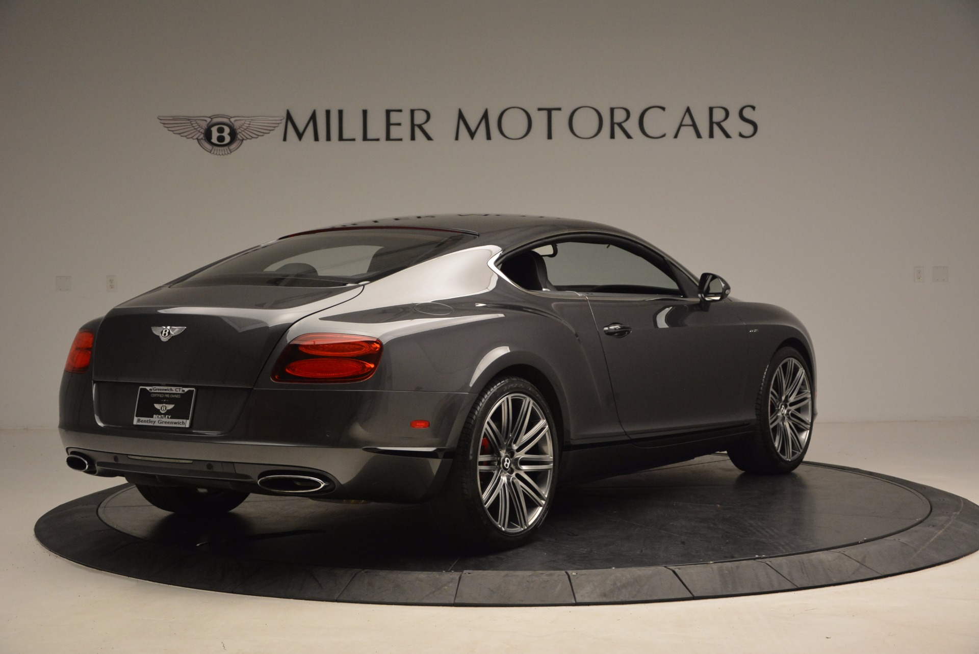 Used 2014 Bentley Continental GT Speed For Sale In Greenwich, CT 1473_p8