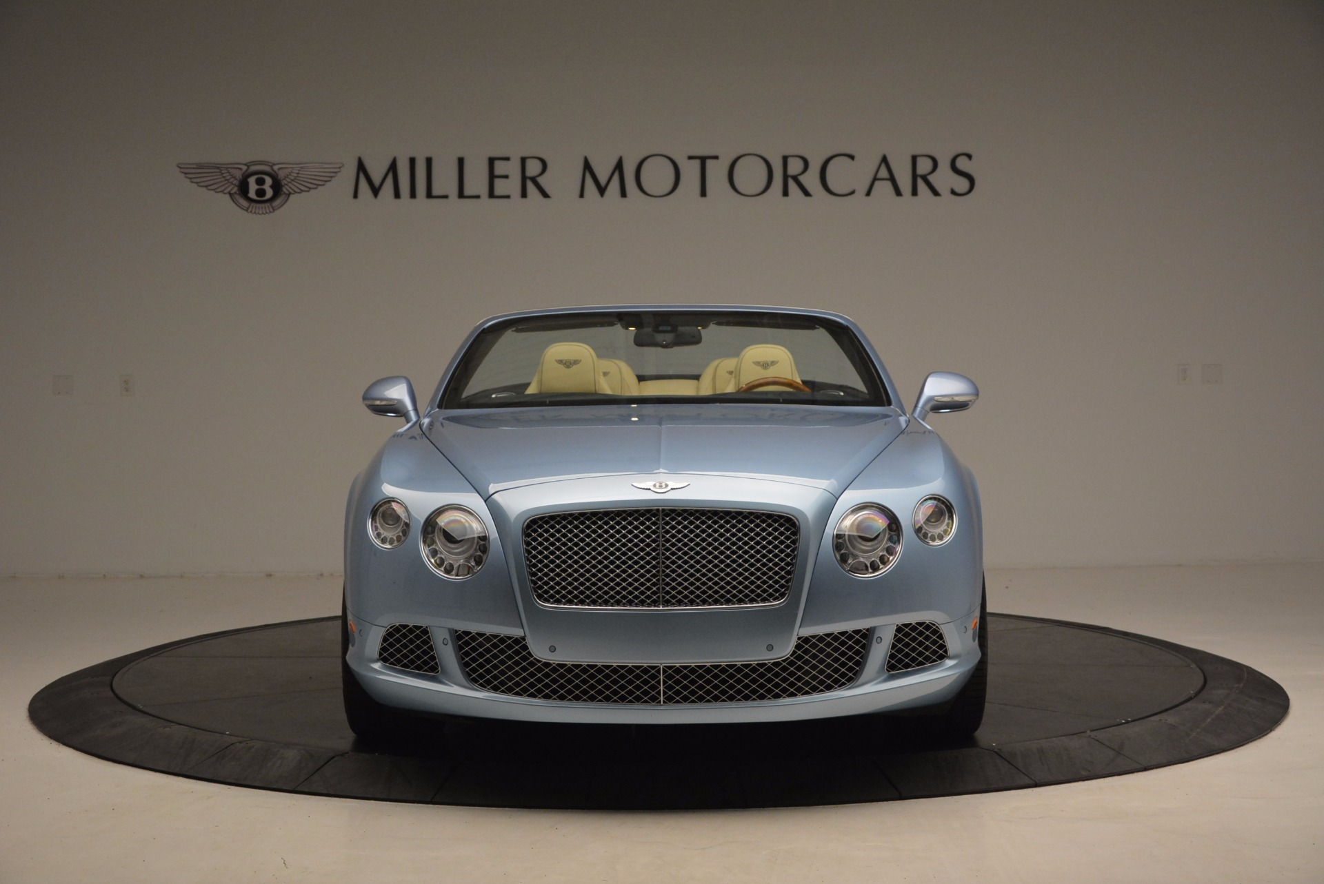 Used 2012 Bentley Continental GTC W12 For Sale In Greenwich, CT 1475_p12