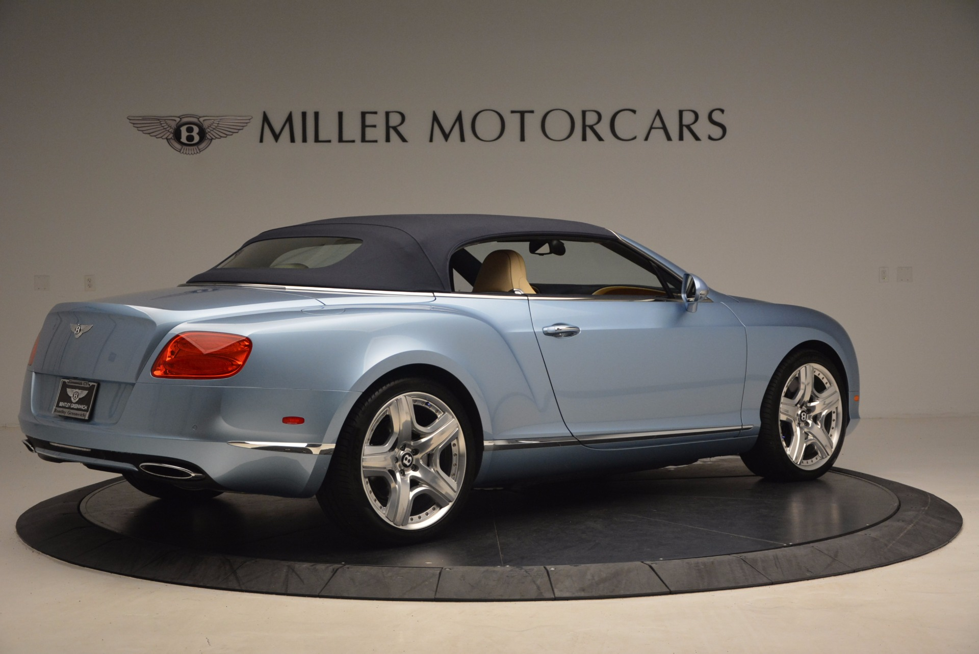 Used 2012 Bentley Continental GTC W12 For Sale In Greenwich, CT 1475_p20