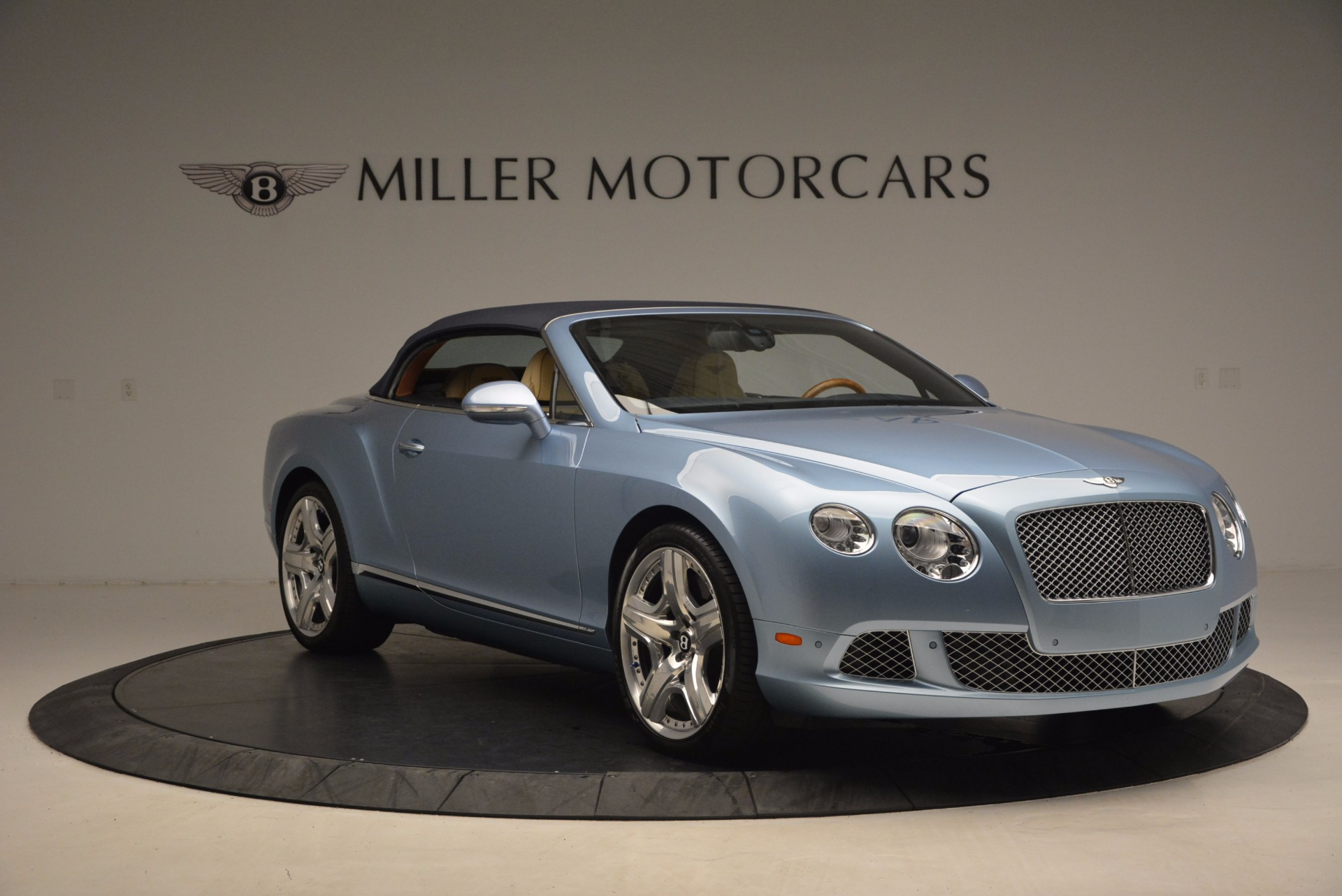 Used 2012 Bentley Continental GTC W12 For Sale In Greenwich, CT 1475_p23