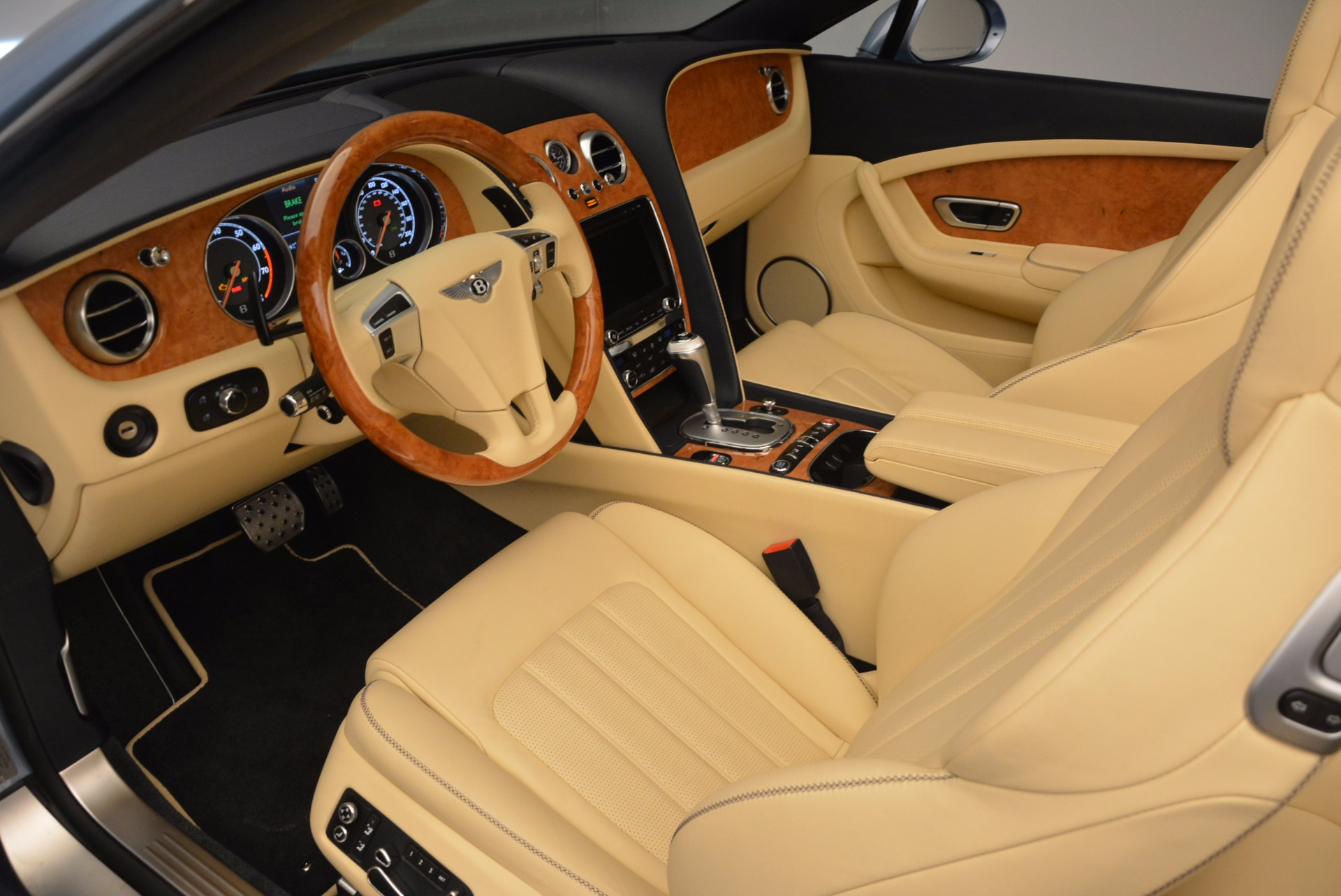 Used 2012 Bentley Continental GTC W12 For Sale In Greenwich, CT 1475_p32