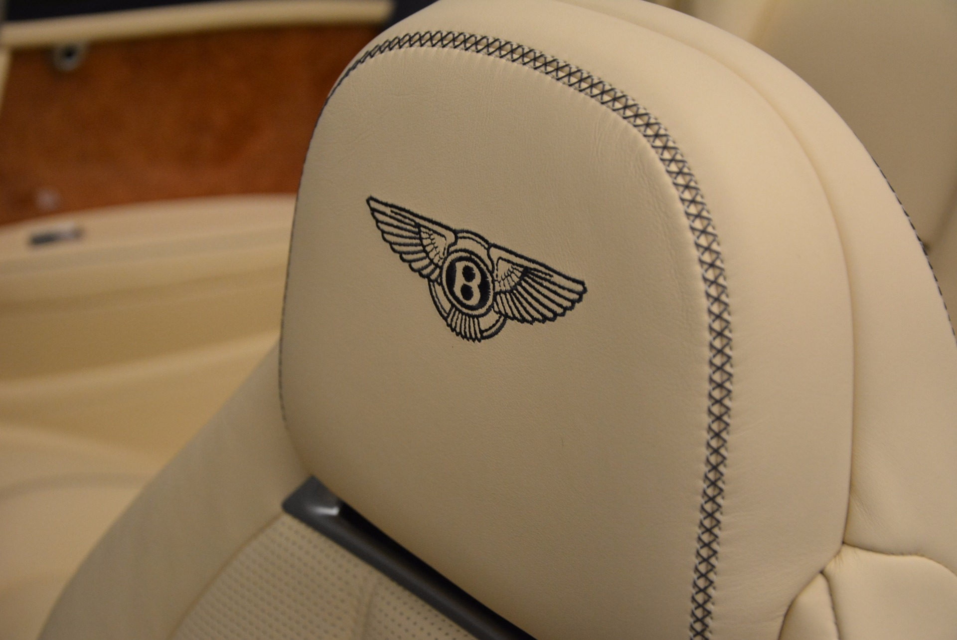 Used 2012 Bentley Continental GTC W12 For Sale In Greenwich, CT 1475_p35