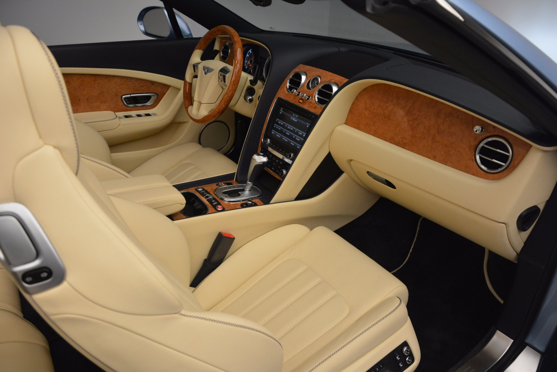 Used 2012 Bentley Continental GTC W12 For Sale In Greenwich, CT 1475_p43
