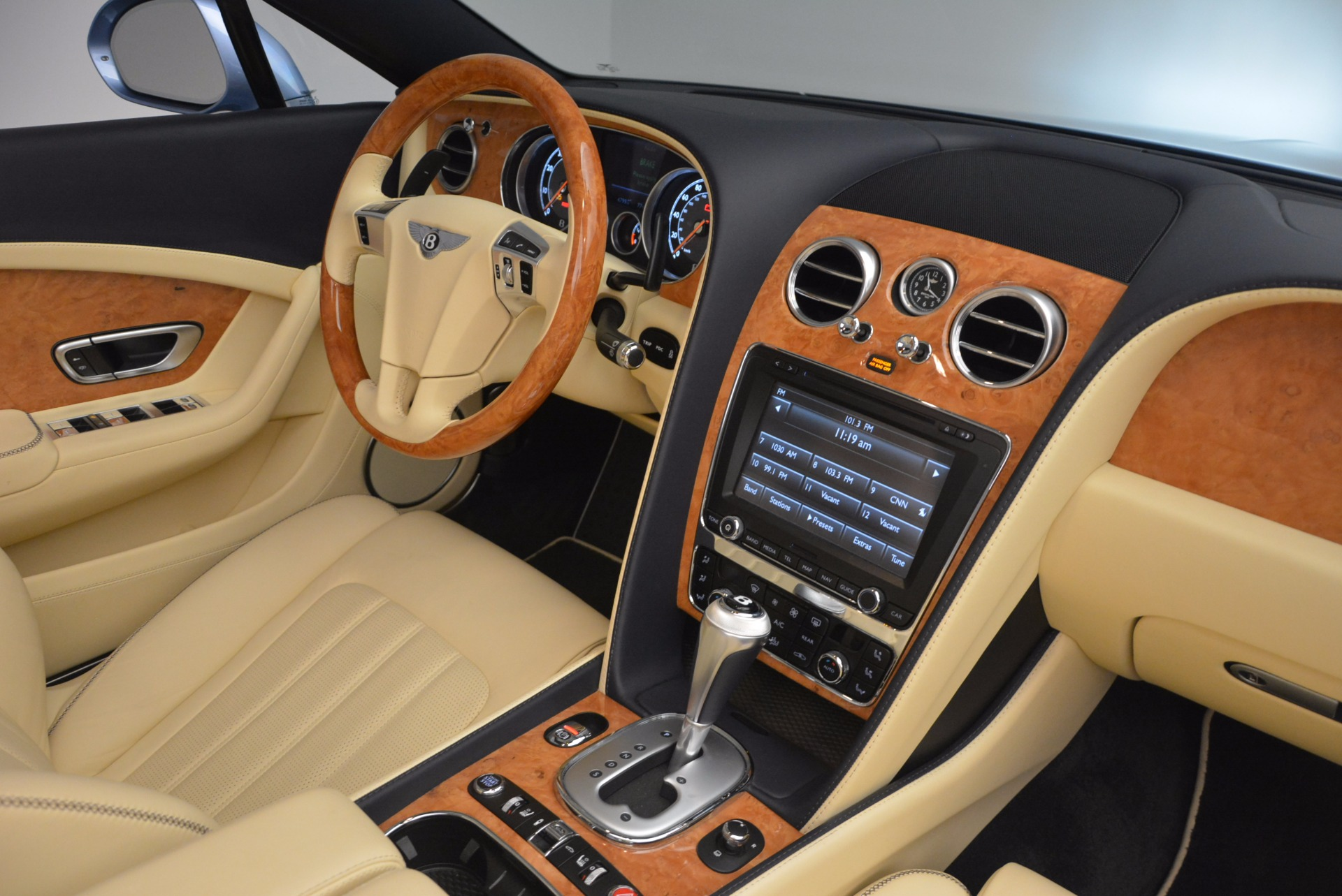 Used 2012 Bentley Continental GTC W12 For Sale In Greenwich, CT 1475_p46
