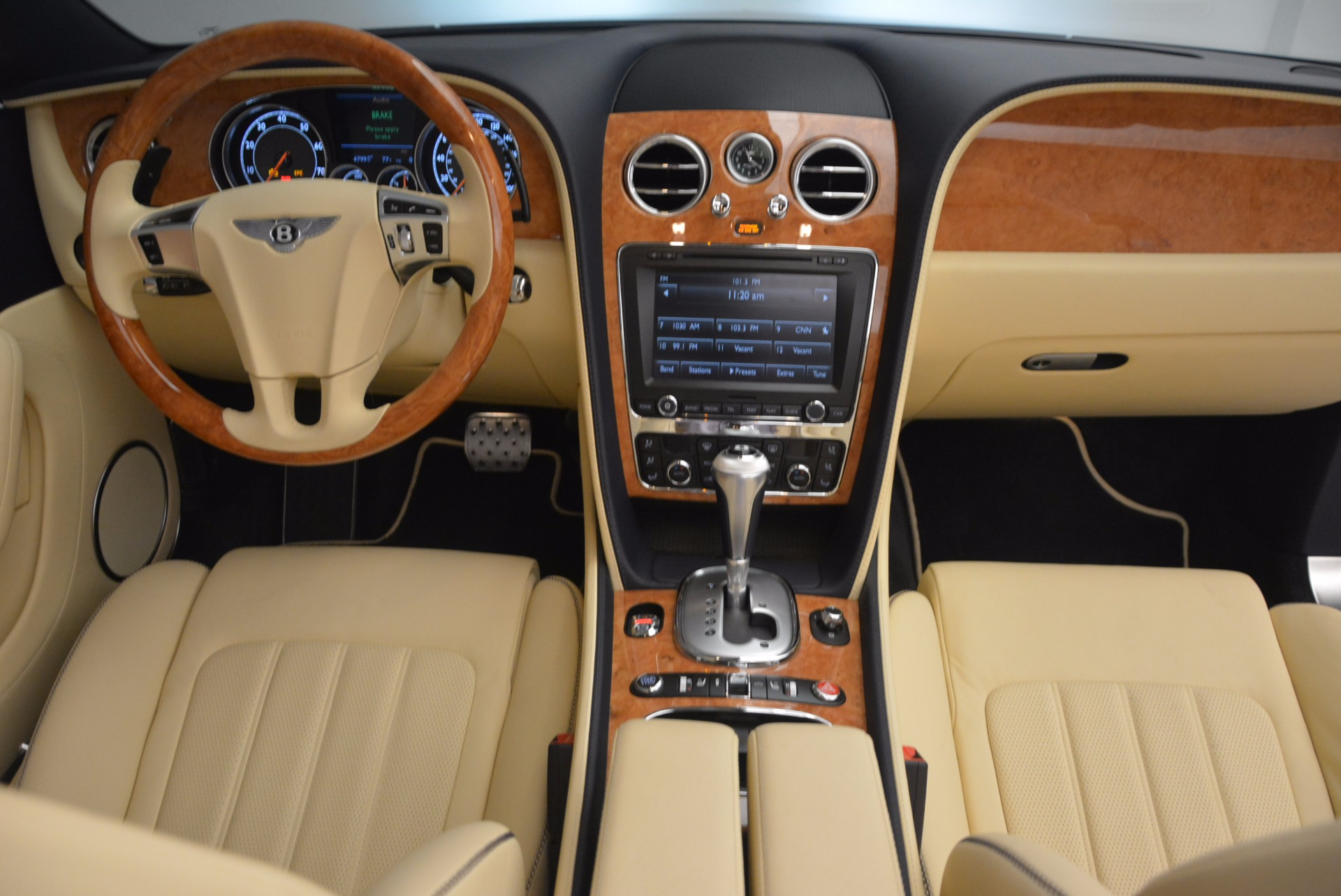 Used 2012 Bentley Continental GTC W12 For Sale In Greenwich, CT 1475_p48