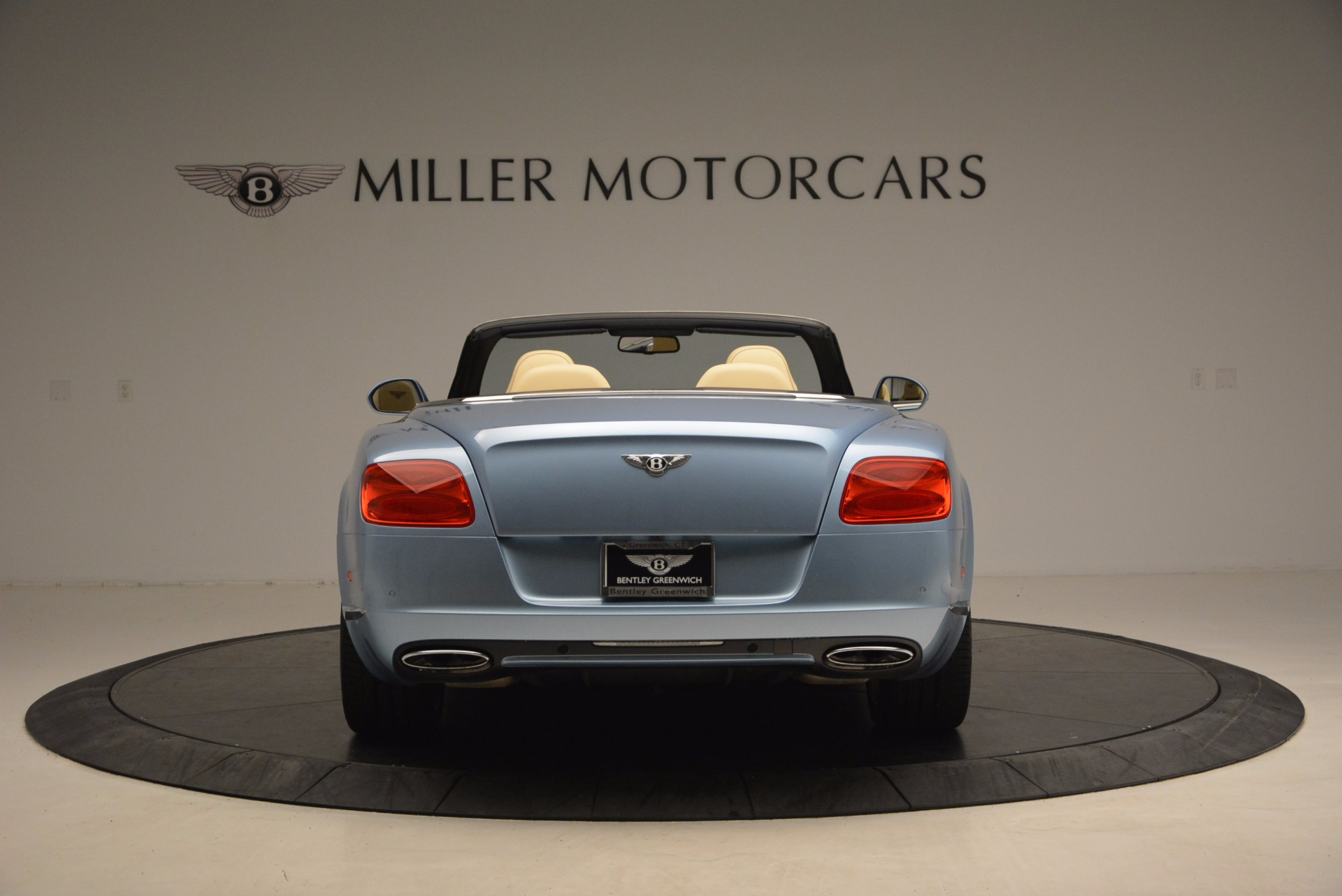 Used 2012 Bentley Continental GTC W12 For Sale In Greenwich, CT 1475_p6