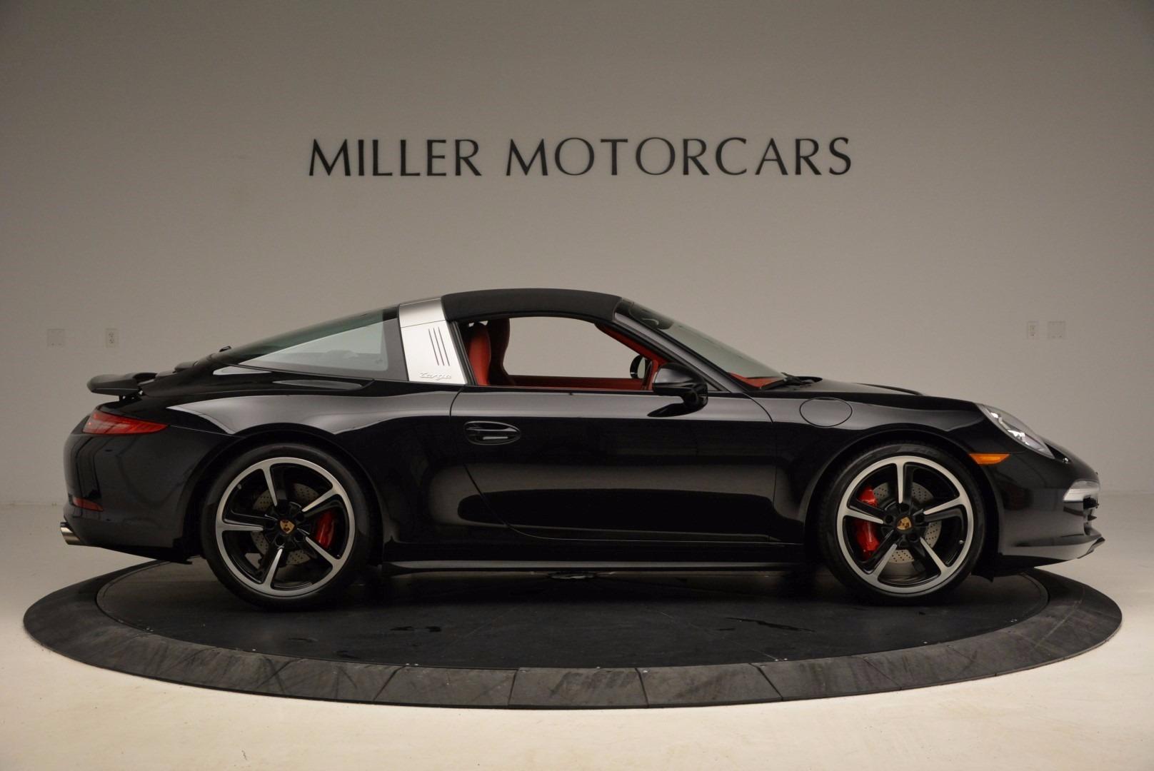 Used 2015 Porsche 911 Targa 4S For Sale In Greenwich, CT 1476_p18