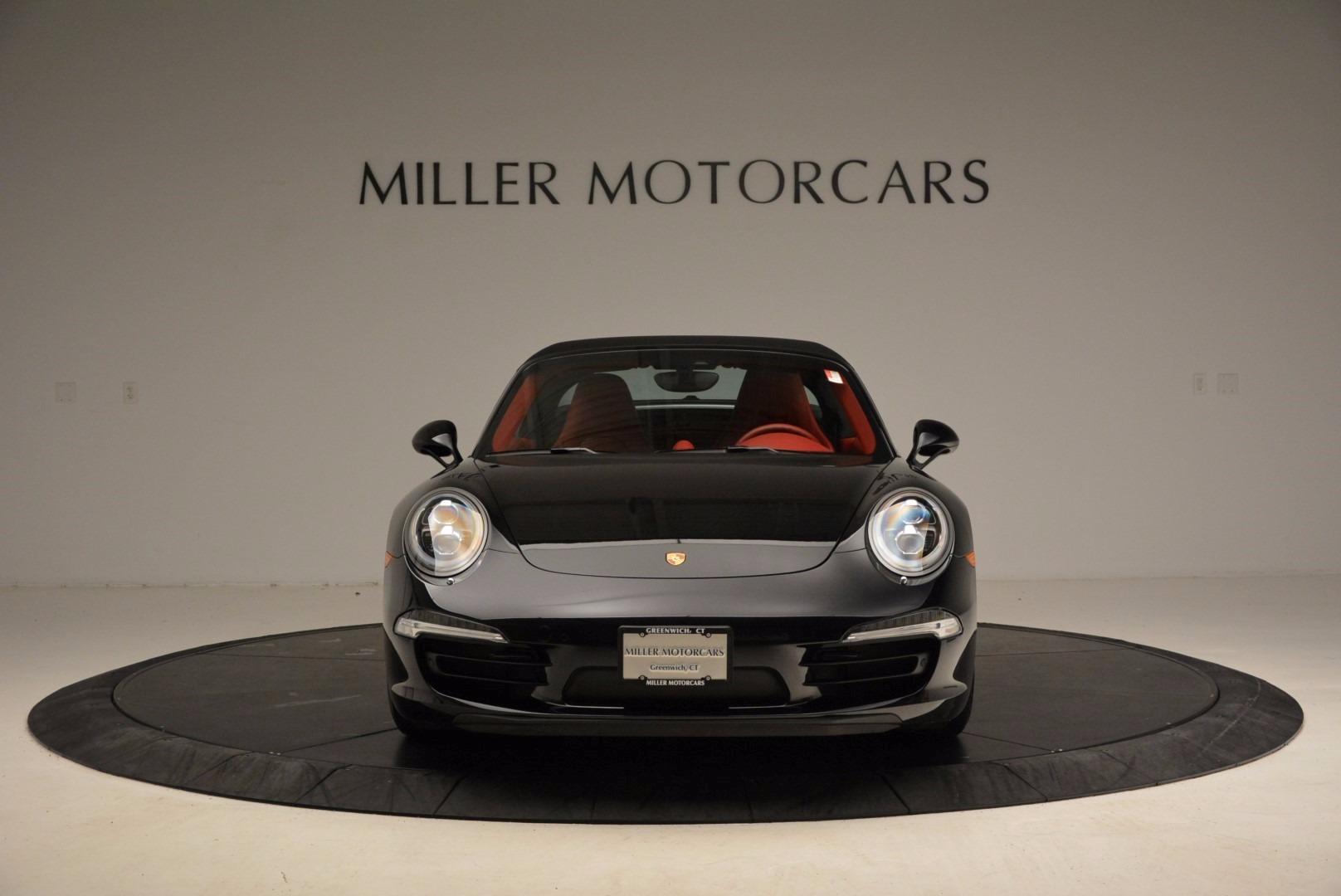 Used 2015 Porsche 911 Targa 4S For Sale In Greenwich, CT 1476_p20