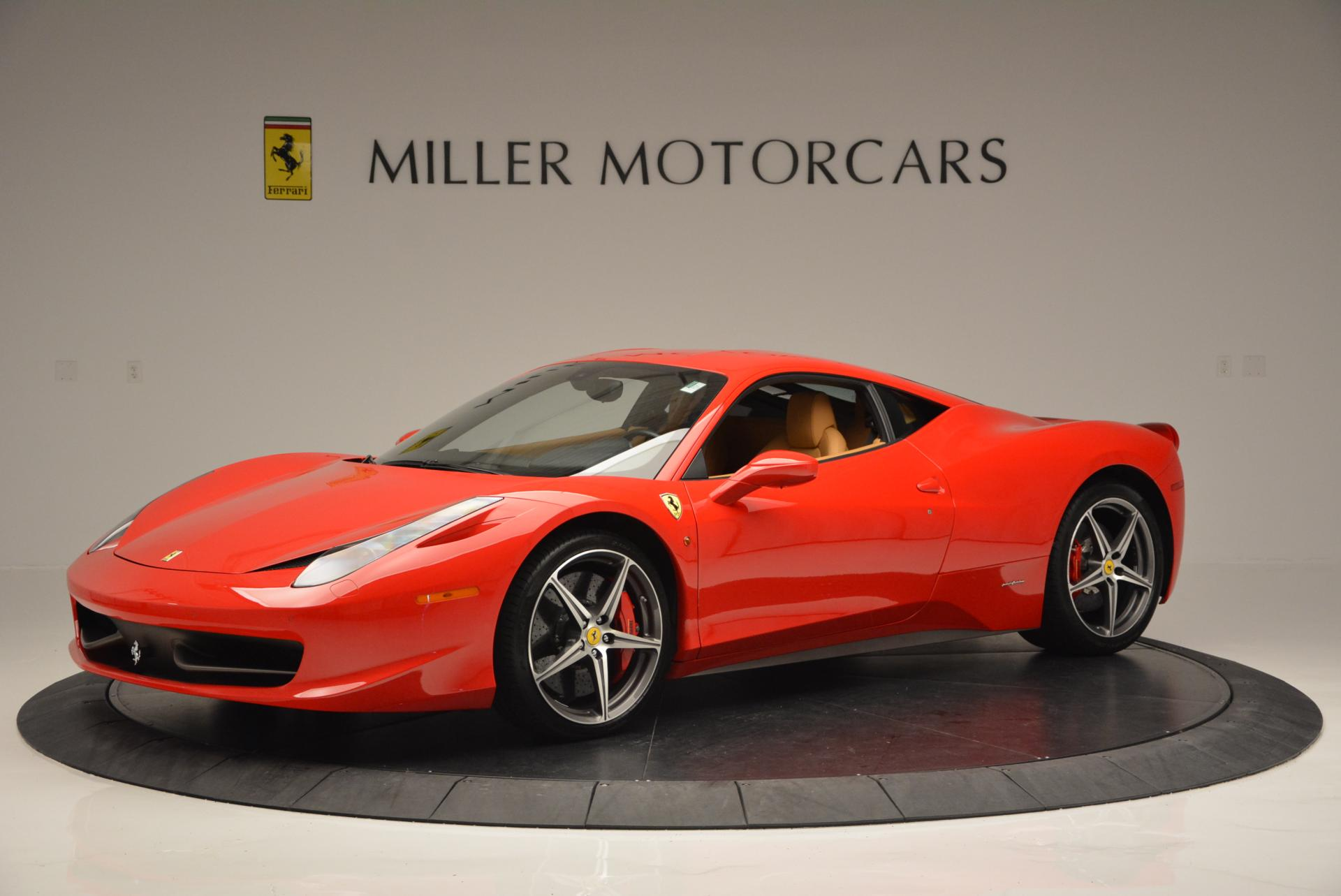 Used 2010 Ferrari 458 Italia  For Sale In Greenwich, CT 148_p2