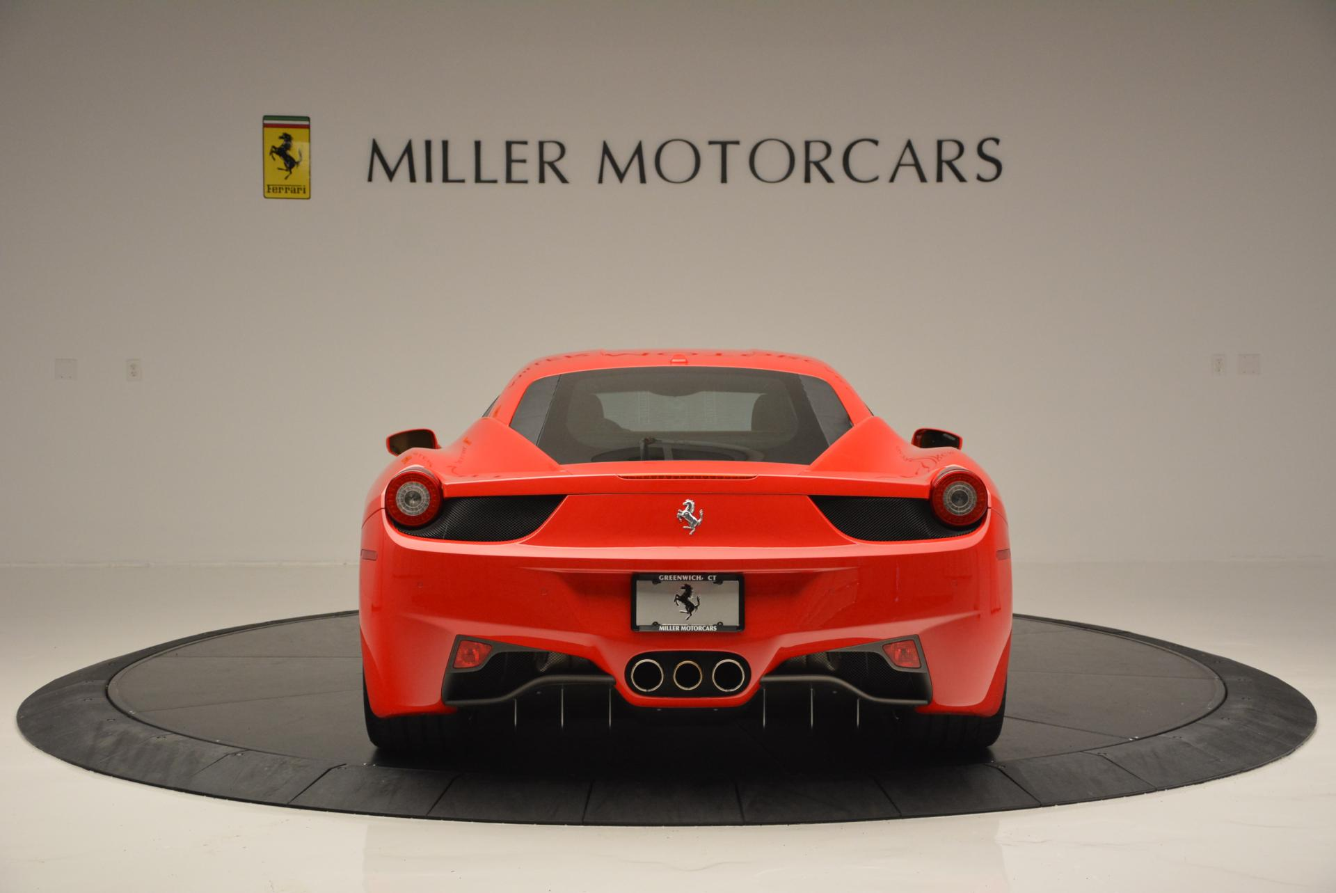 Used 2010 Ferrari 458 Italia  For Sale In Greenwich, CT 148_p6