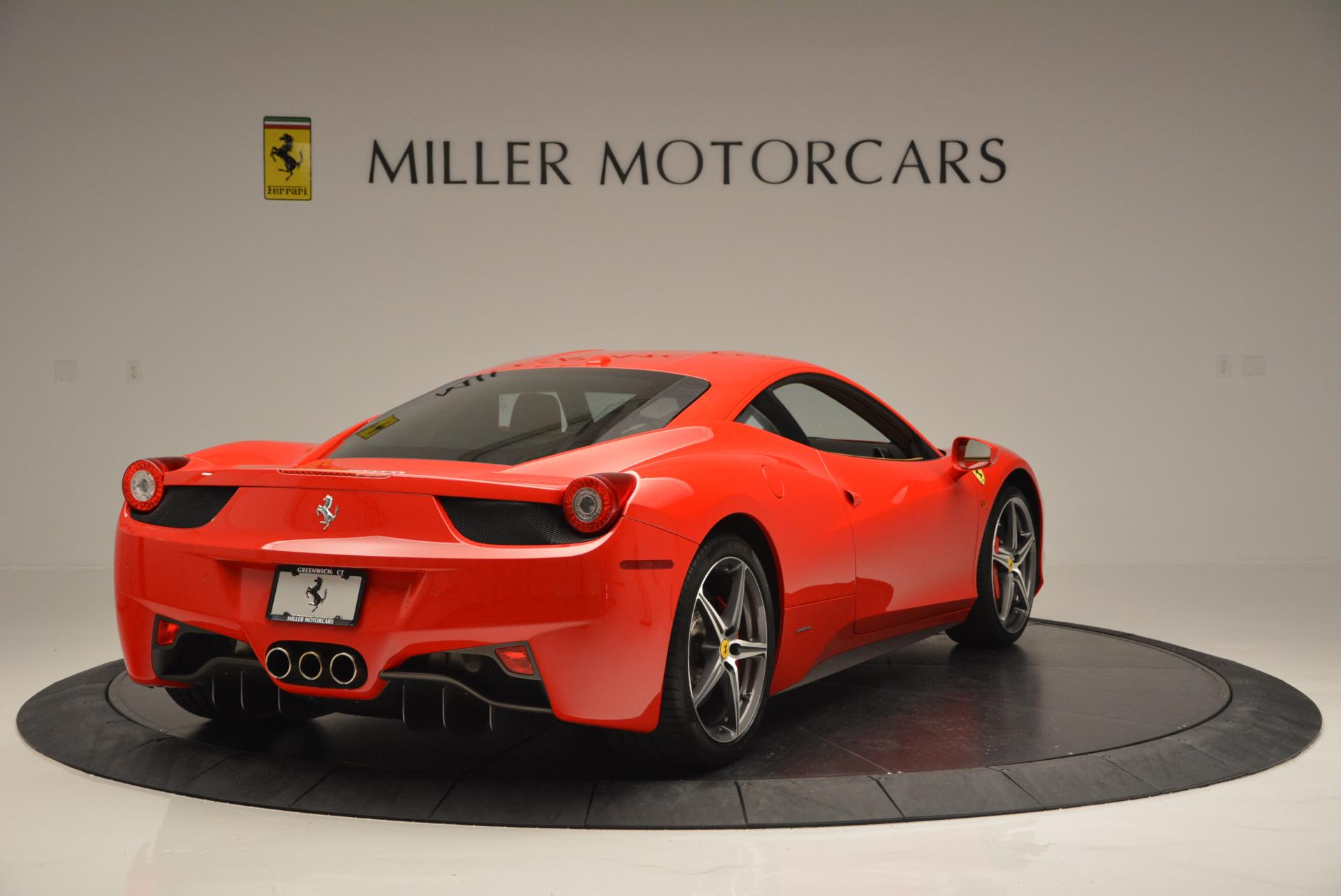 Used 2010 Ferrari 458 Italia  For Sale In Greenwich, CT 148_p7