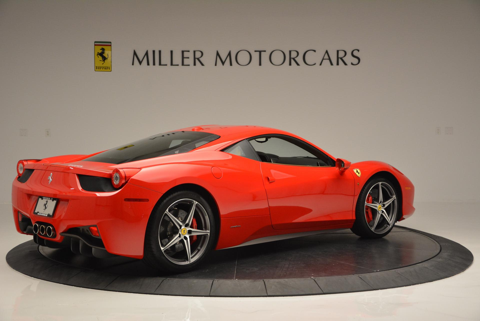 Used 2010 Ferrari 458 Italia  For Sale In Greenwich, CT 148_p8