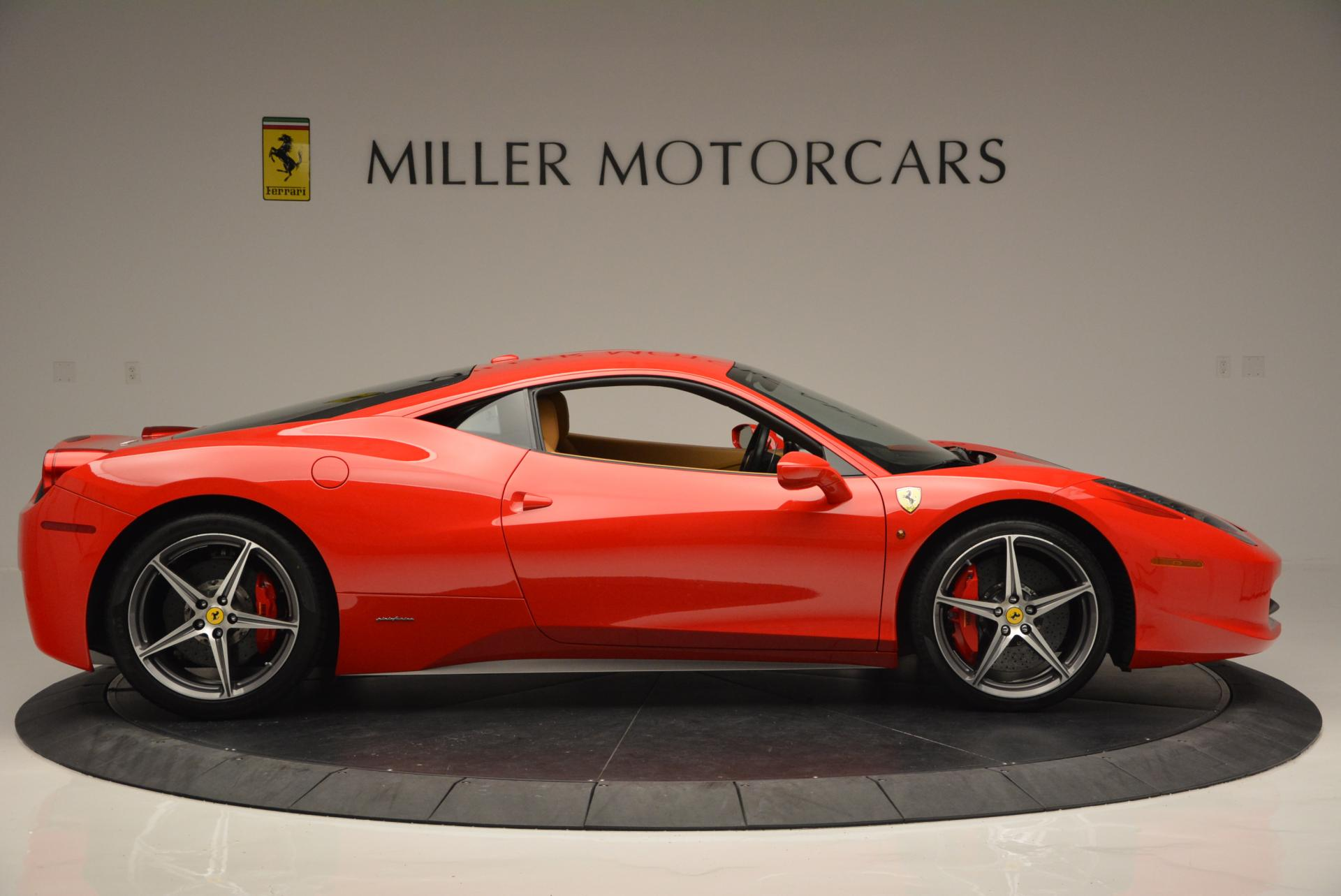 Used 2010 Ferrari 458 Italia  For Sale In Greenwich, CT 148_p9