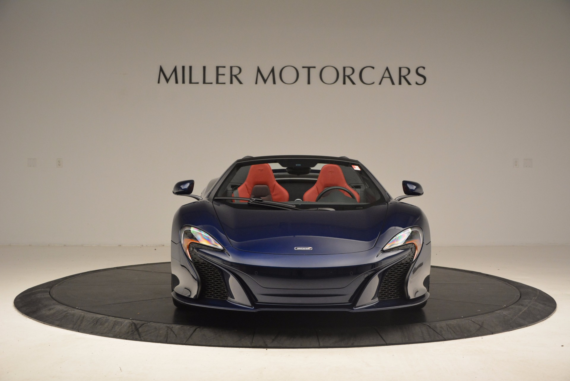 Used 2015 McLaren 650S Spider  For Sale In Greenwich, CT 1480_p12