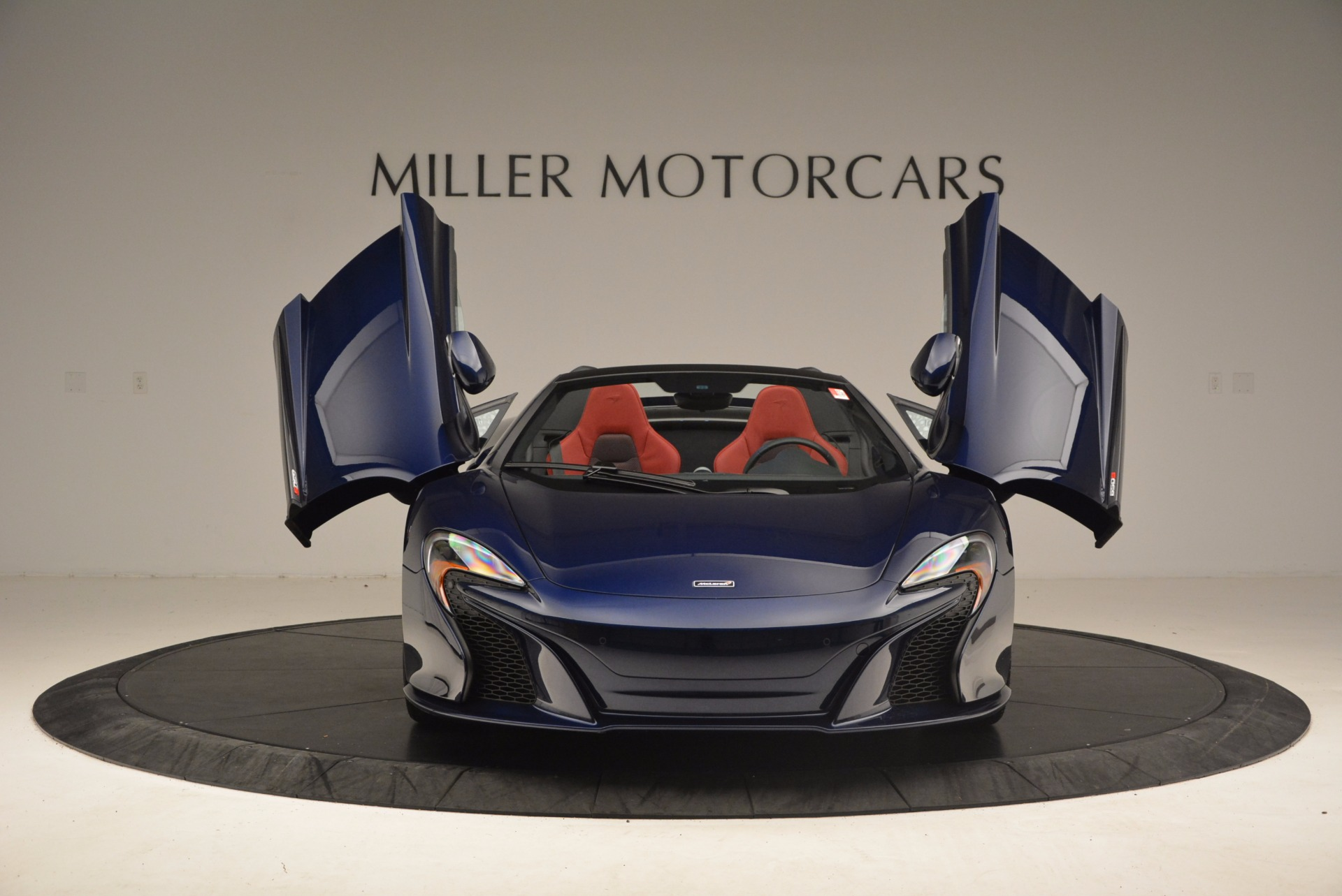 Used 2015 McLaren 650S Spider  For Sale In Greenwich, CT 1480_p13