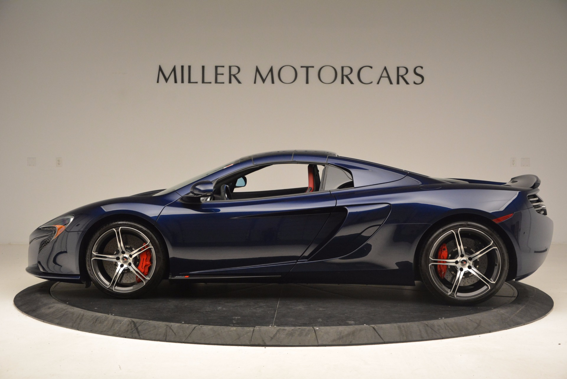 Used 2015 McLaren 650S Spider  For Sale In Greenwich, CT 1480_p16