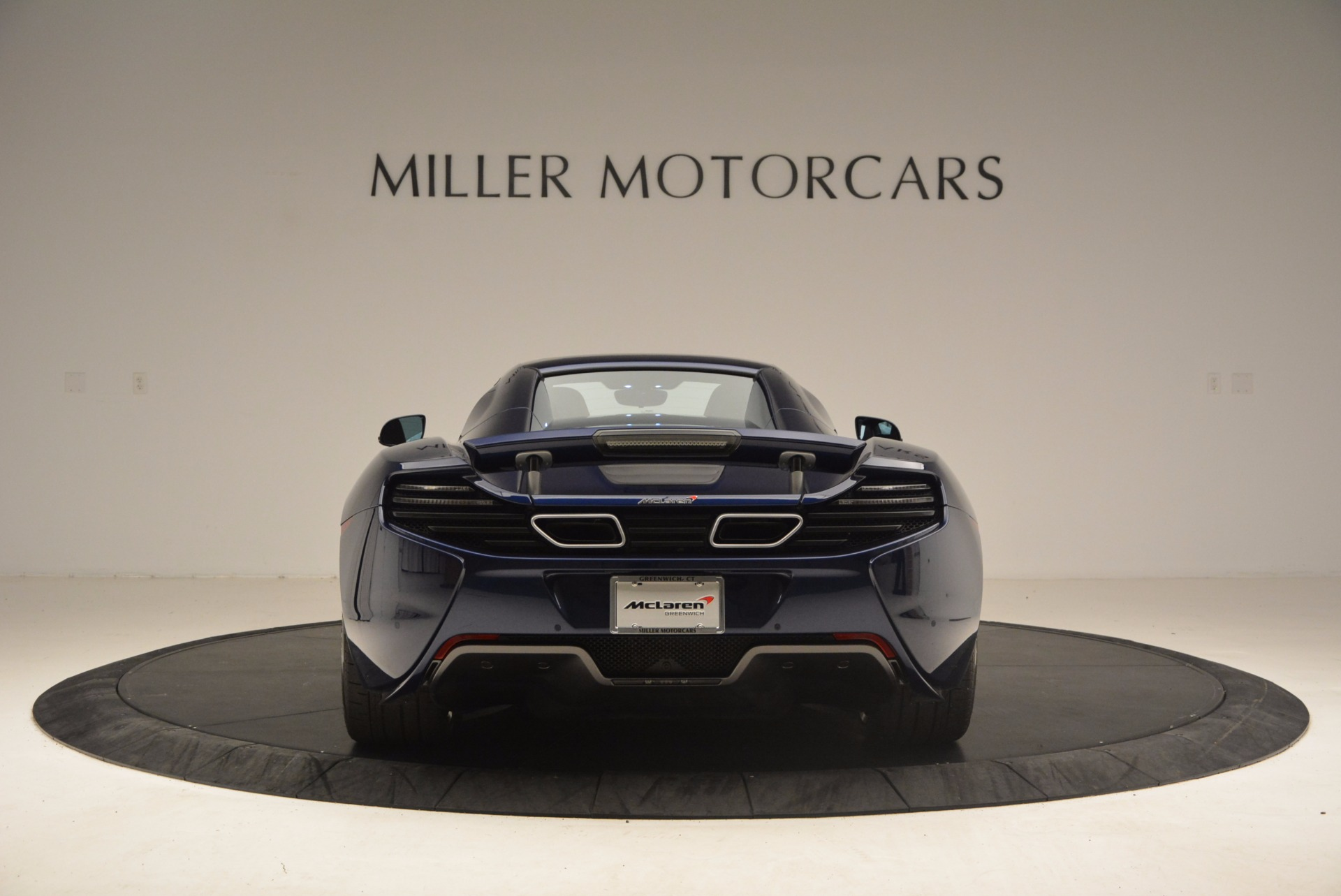 Used 2015 McLaren 650S Spider  For Sale In Greenwich, CT 1480_p19