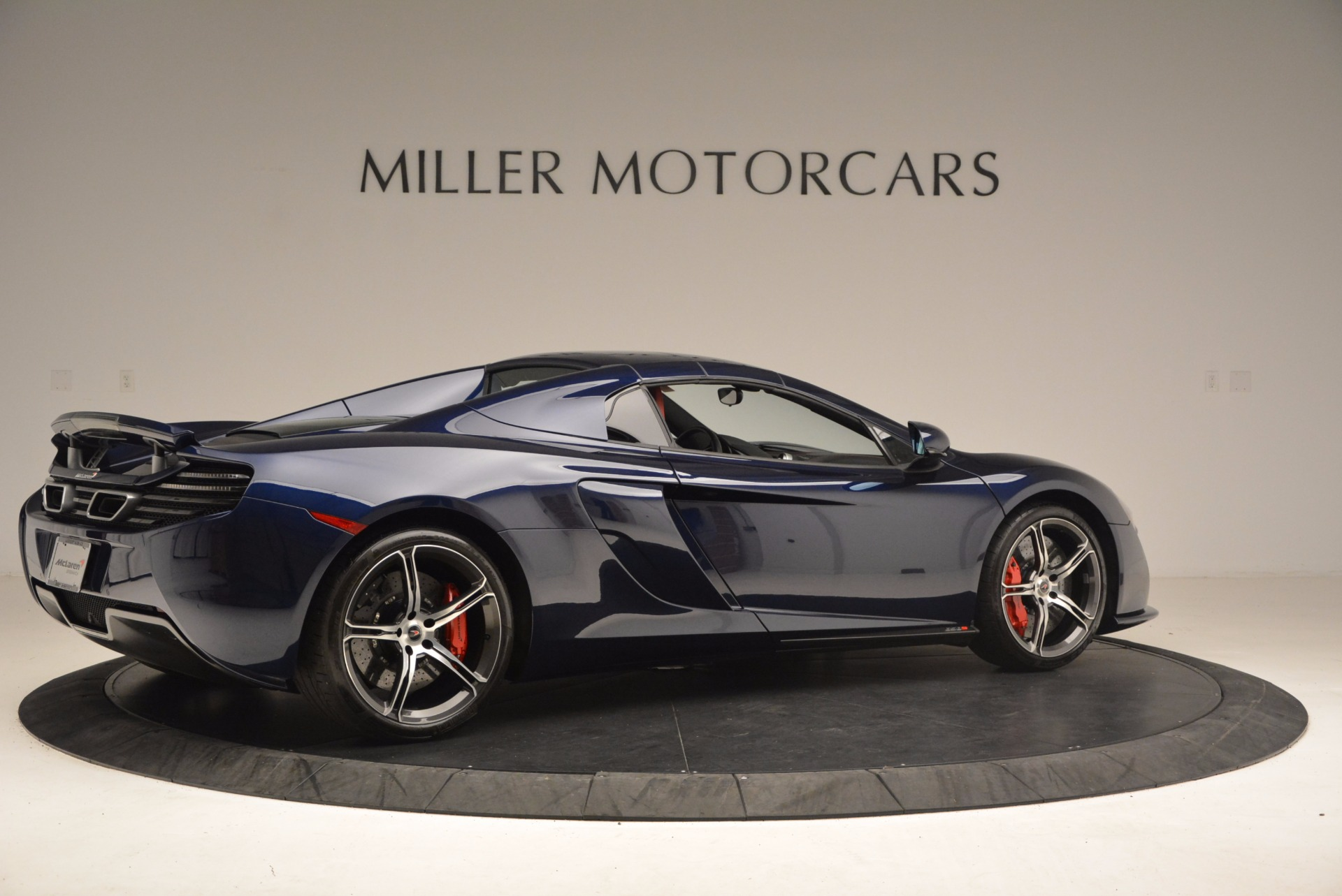Used 2015 McLaren 650S Spider  For Sale In Greenwich, CT 1480_p21