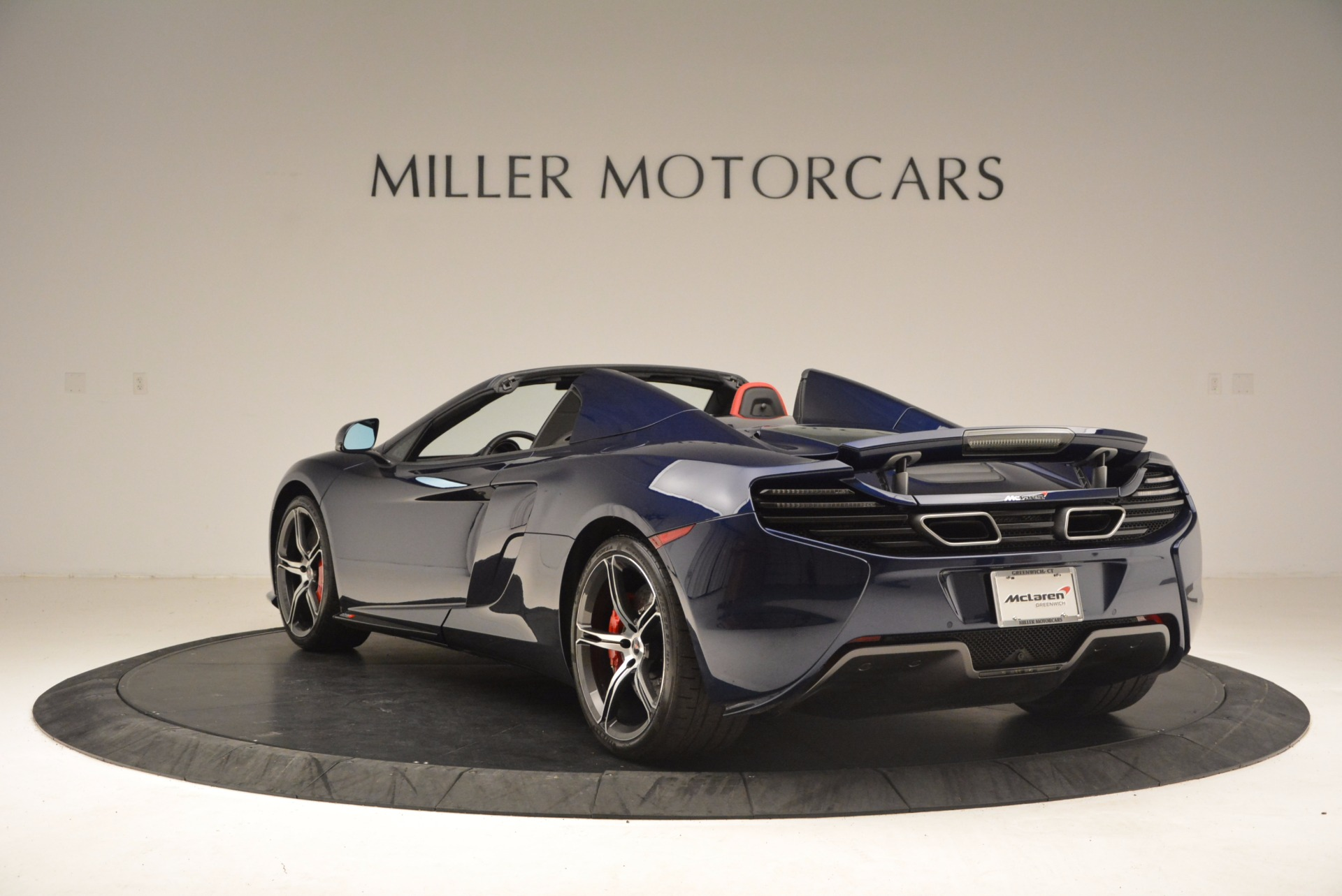 Used 2015 McLaren 650S Spider  For Sale In Greenwich, CT 1480_p5