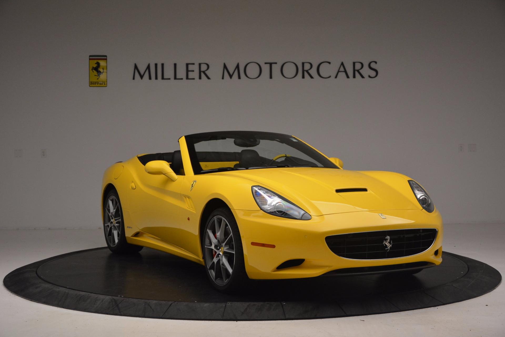 Used 2011 Ferrari California  For Sale In Greenwich, CT 1481_p11