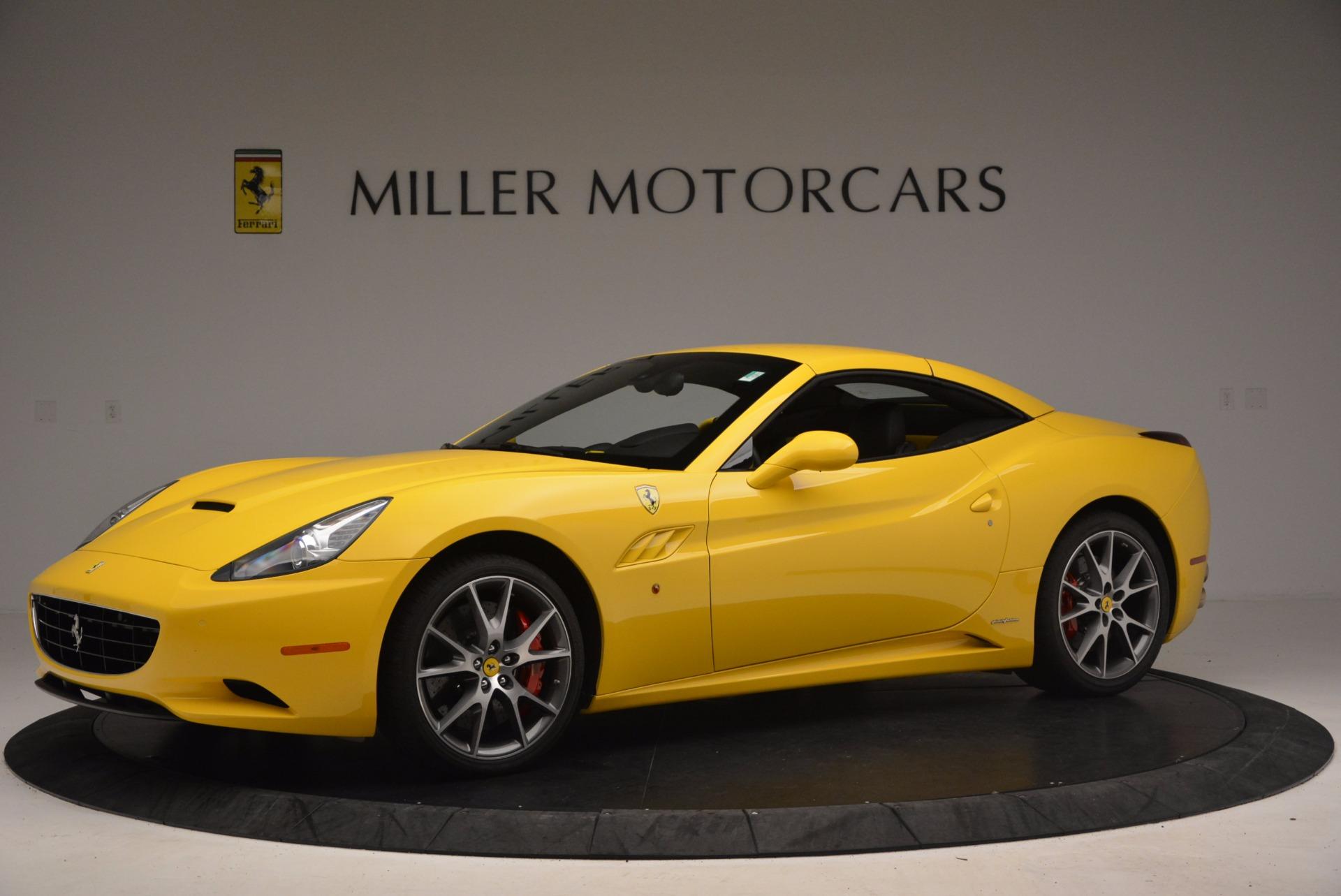 Used 2011 Ferrari California  For Sale In Greenwich, CT 1481_p14