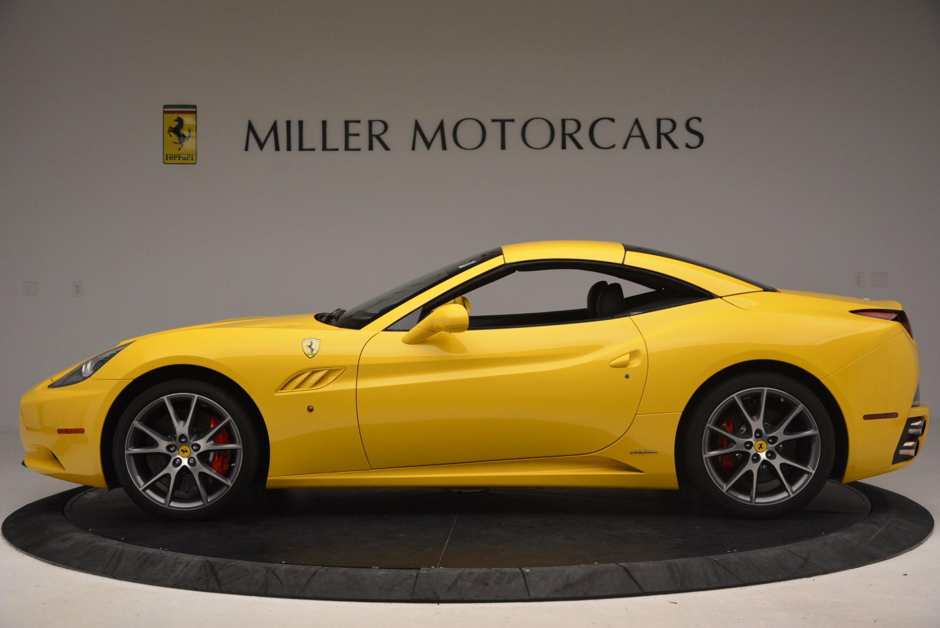 Used 2011 Ferrari California  For Sale In Greenwich, CT 1481_p15