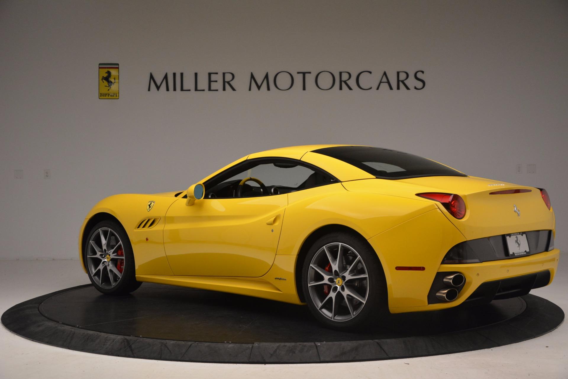 Used 2011 Ferrari California  For Sale In Greenwich, CT 1481_p16