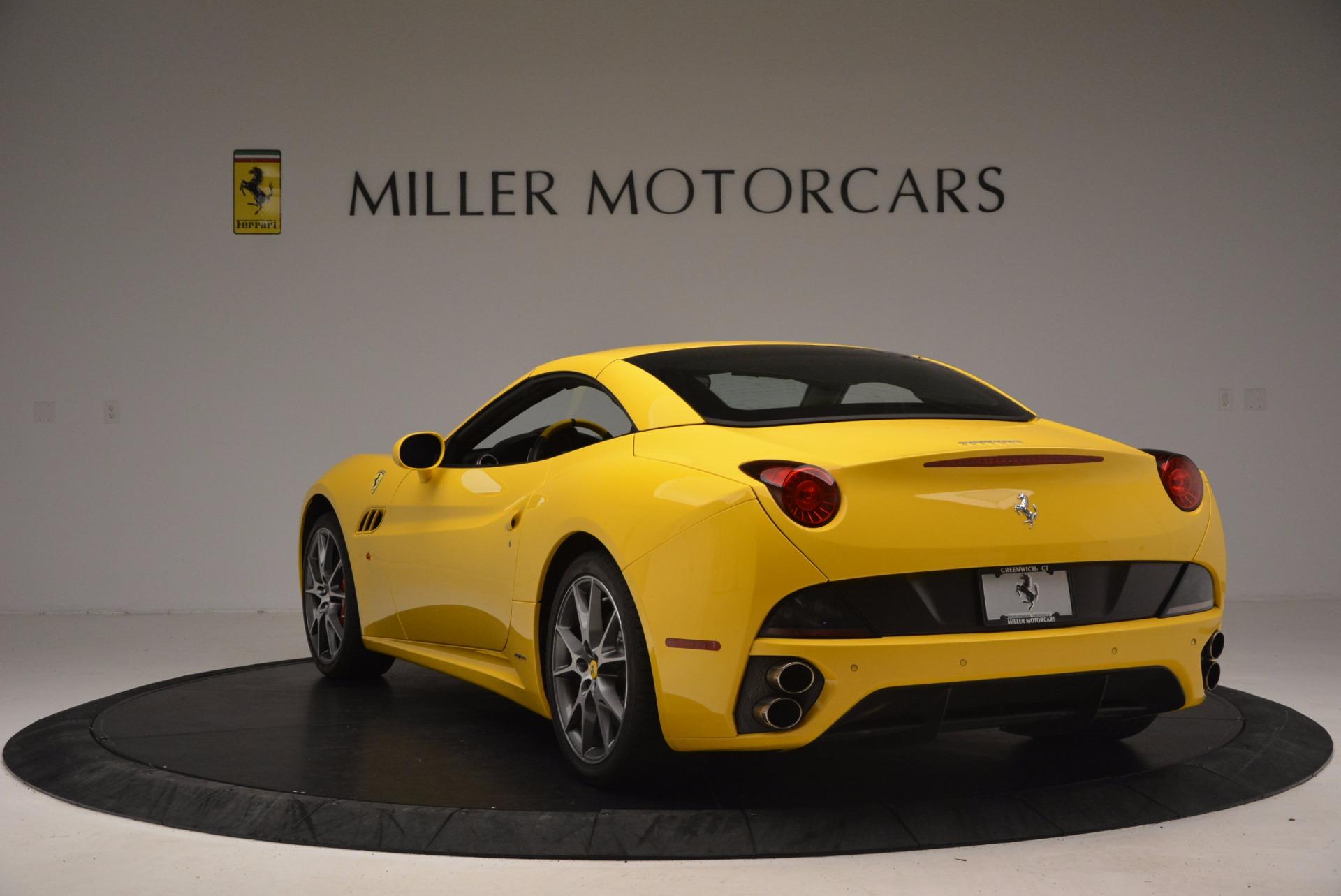 Used 2011 Ferrari California  For Sale In Greenwich, CT 1481_p17