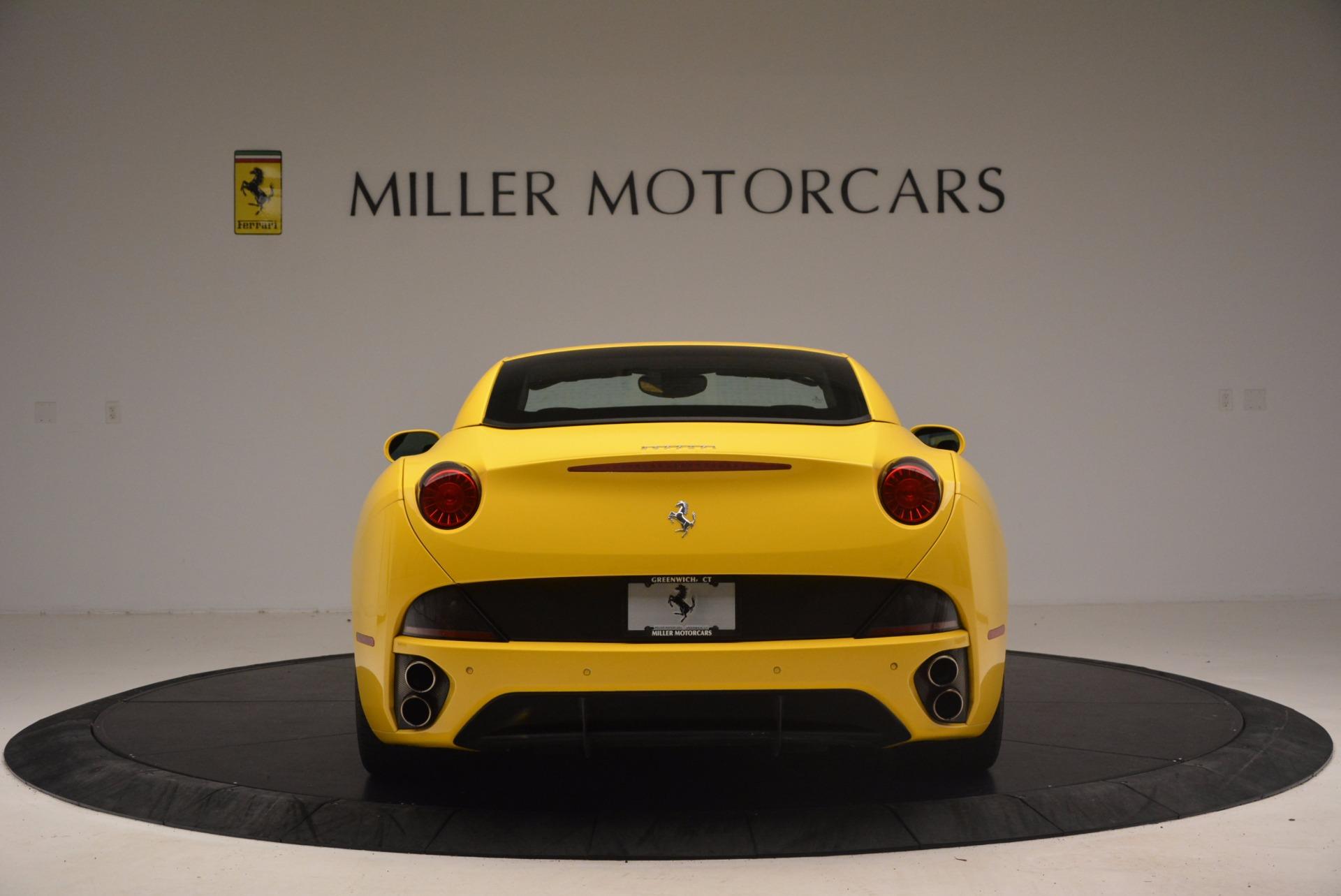 Used 2011 Ferrari California  For Sale In Greenwich, CT 1481_p18