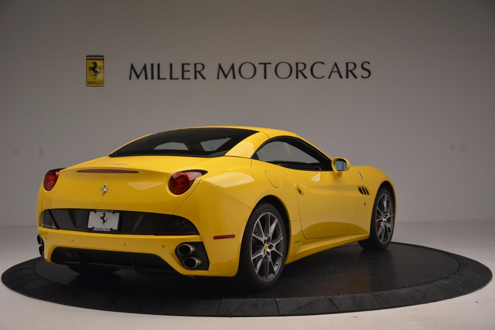 Used 2011 Ferrari California  For Sale In Greenwich, CT 1481_p19