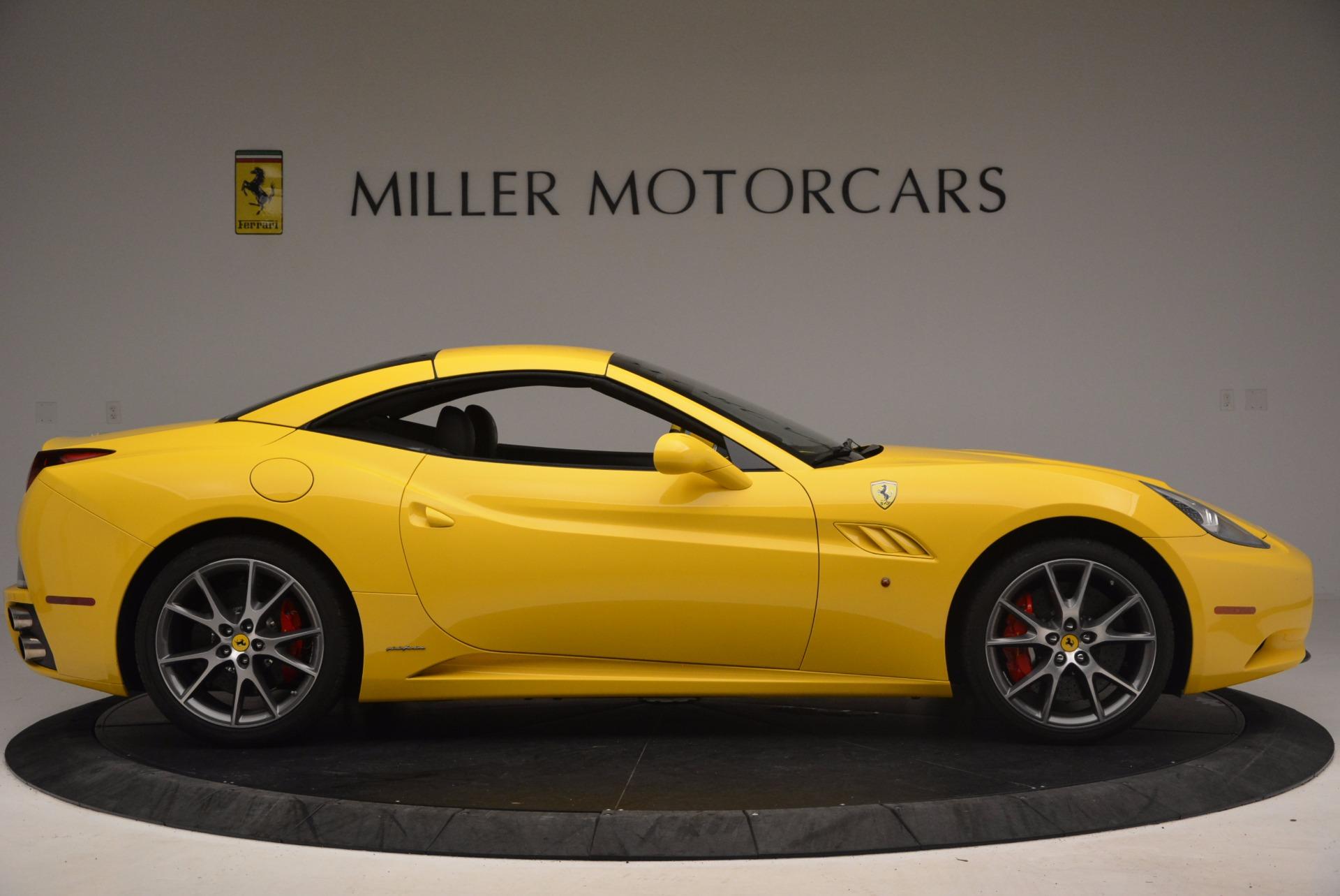Used 2011 Ferrari California  For Sale In Greenwich, CT 1481_p21