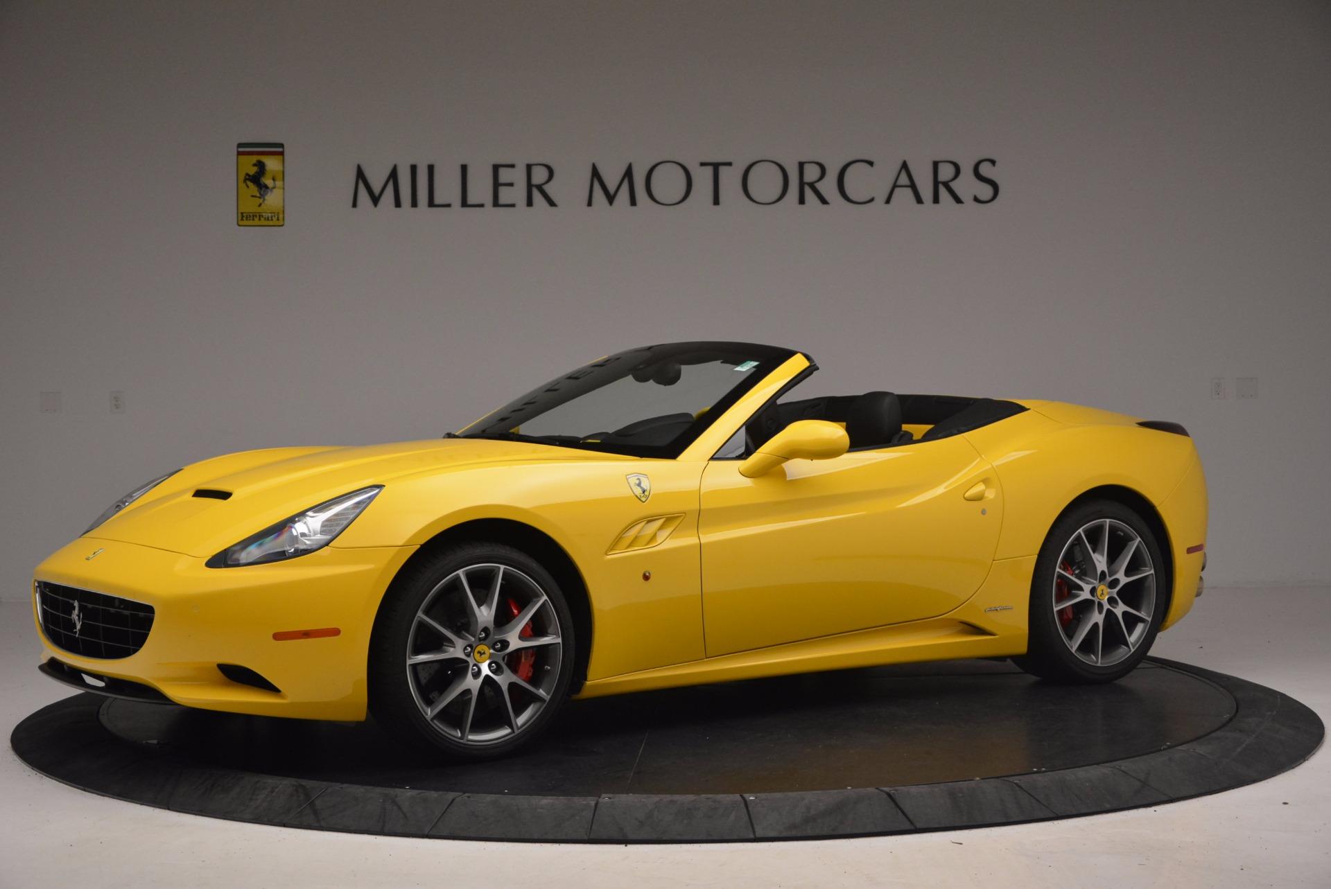 Used 2011 Ferrari California  For Sale In Greenwich, CT 1481_p2