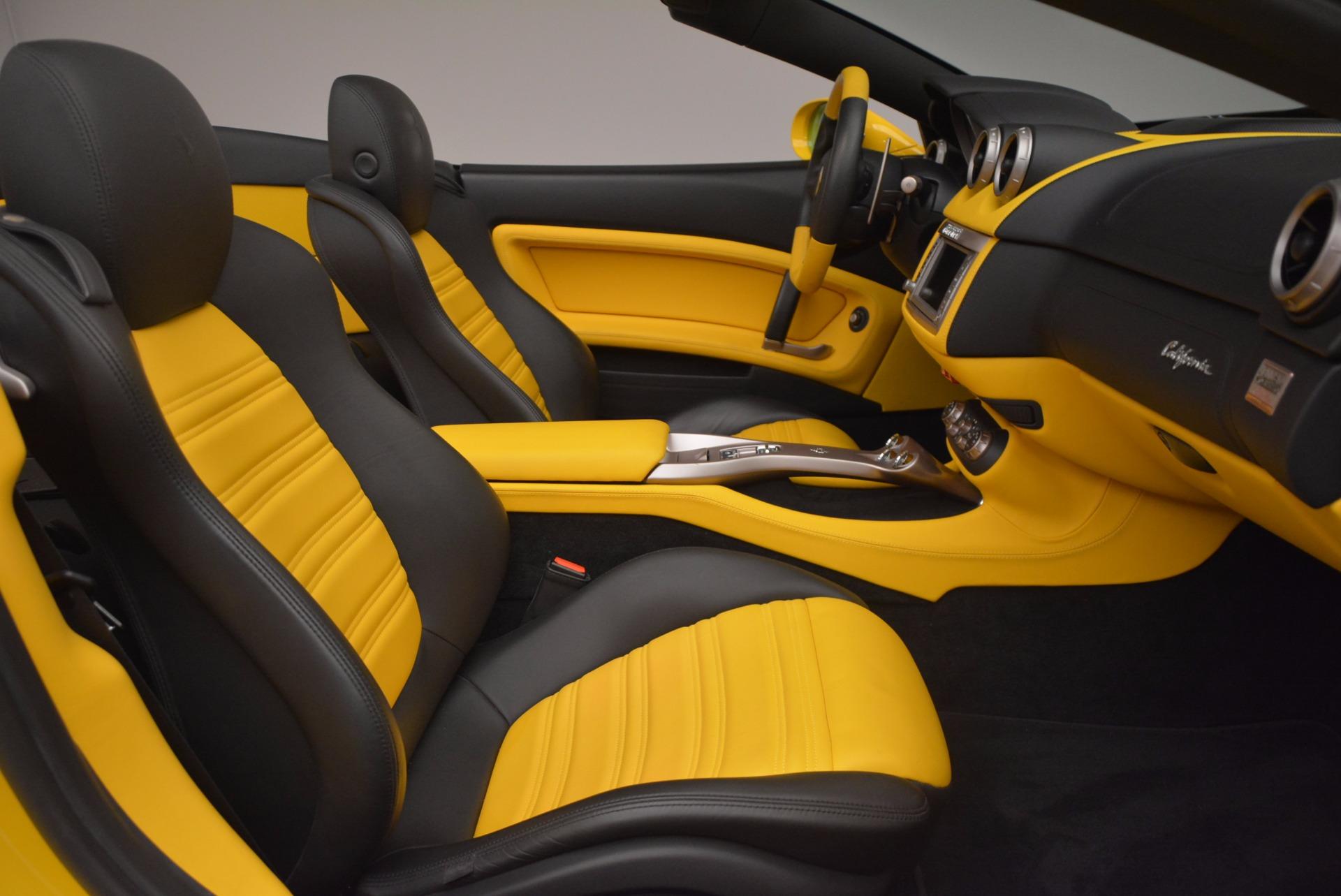 Used 2011 Ferrari California  For Sale In Greenwich, CT 1481_p31