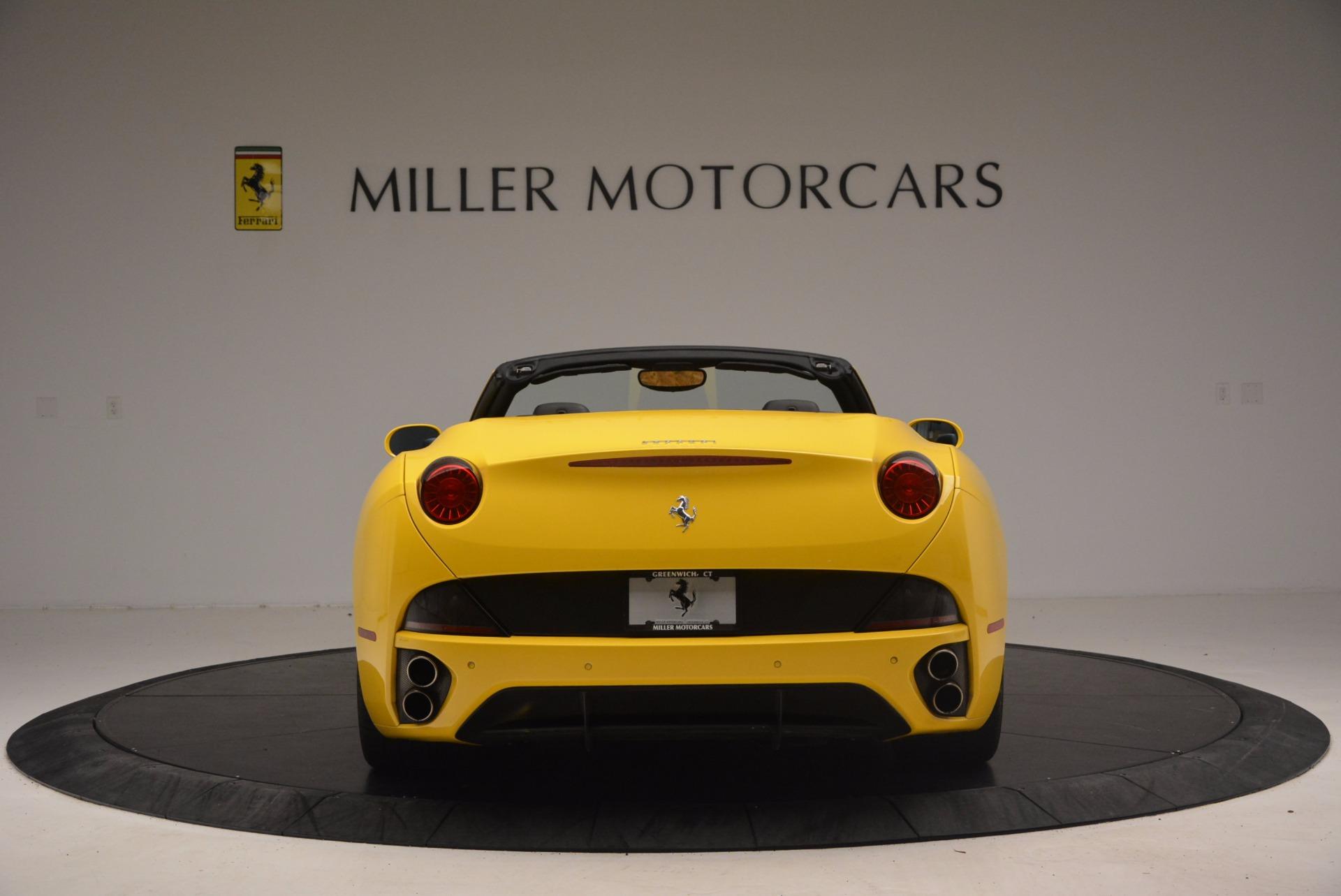 Used 2011 Ferrari California  For Sale In Greenwich, CT 1481_p6