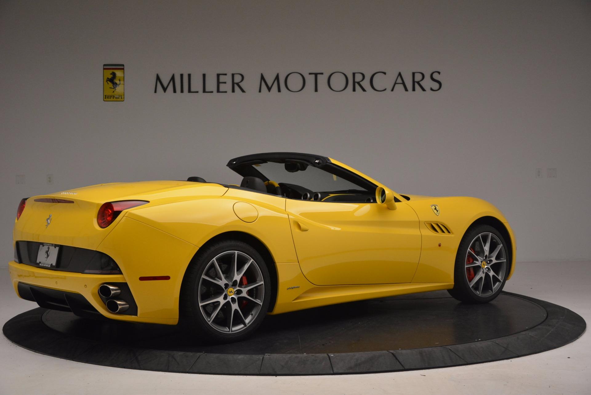 Used 2011 Ferrari California  For Sale In Greenwich, CT 1481_p8