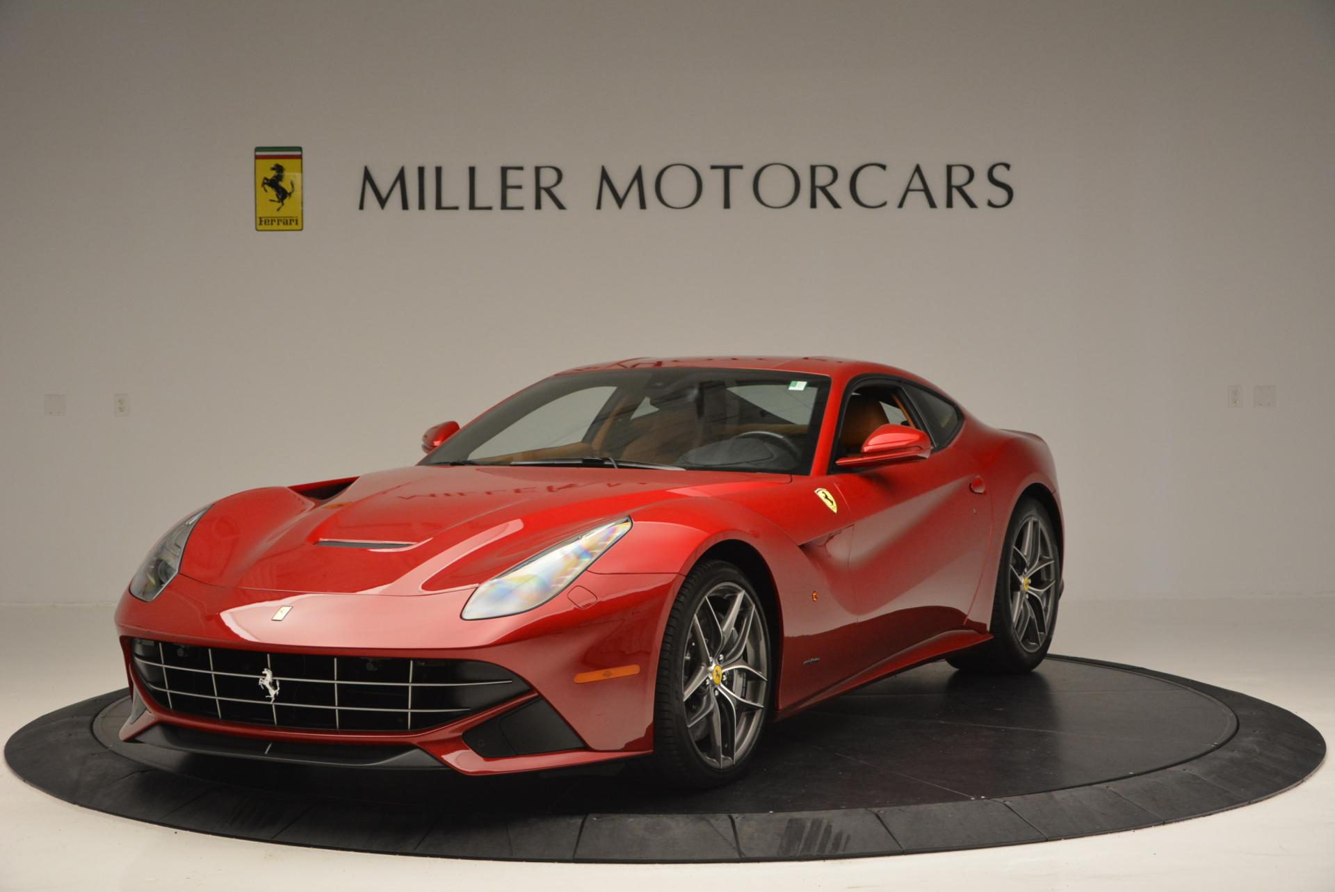 Used 2014 Ferrari F12 Berlinetta  For Sale In Greenwich, CT