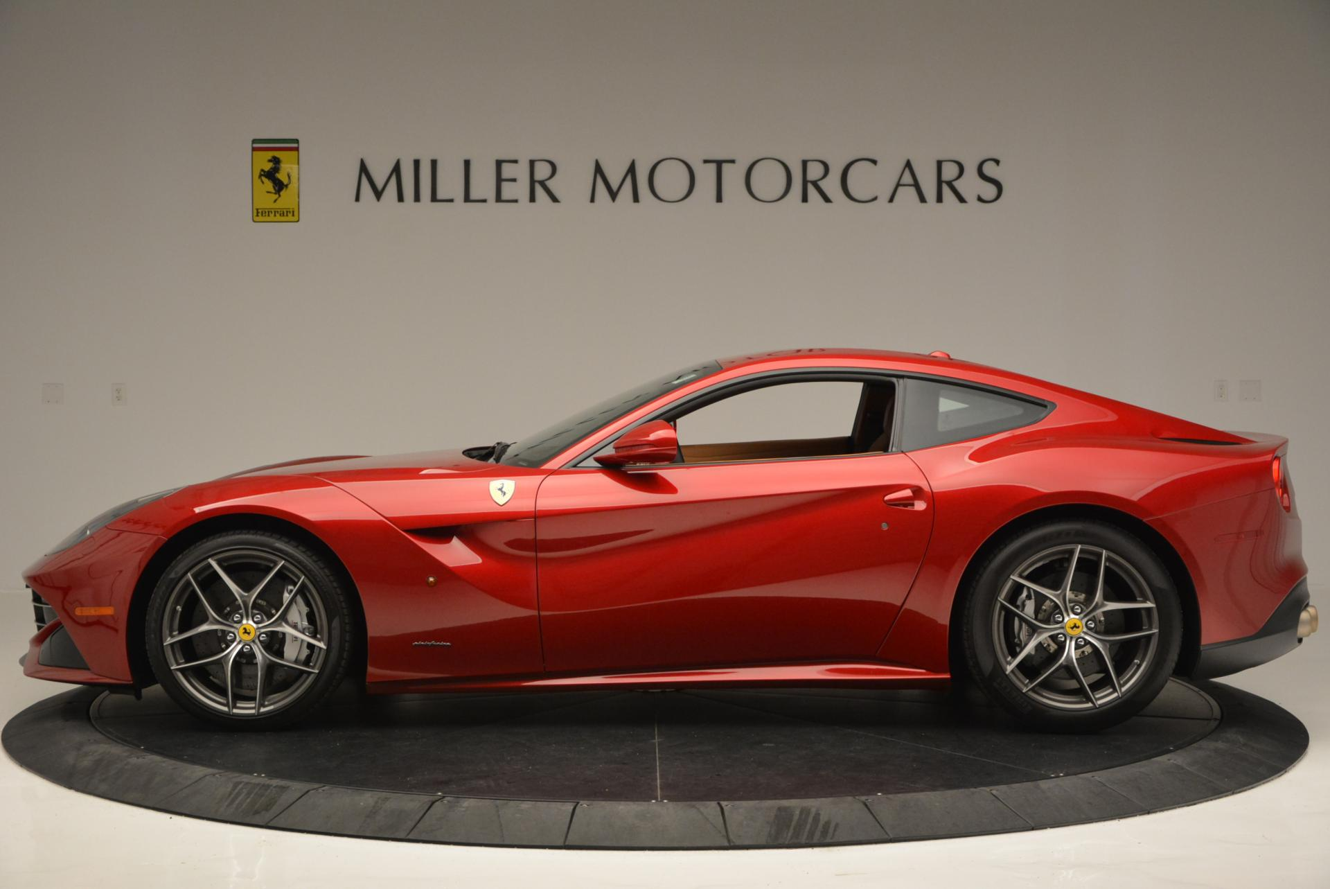 Used 2014 Ferrari F12 Berlinetta  For Sale In Greenwich, CT 149_p3