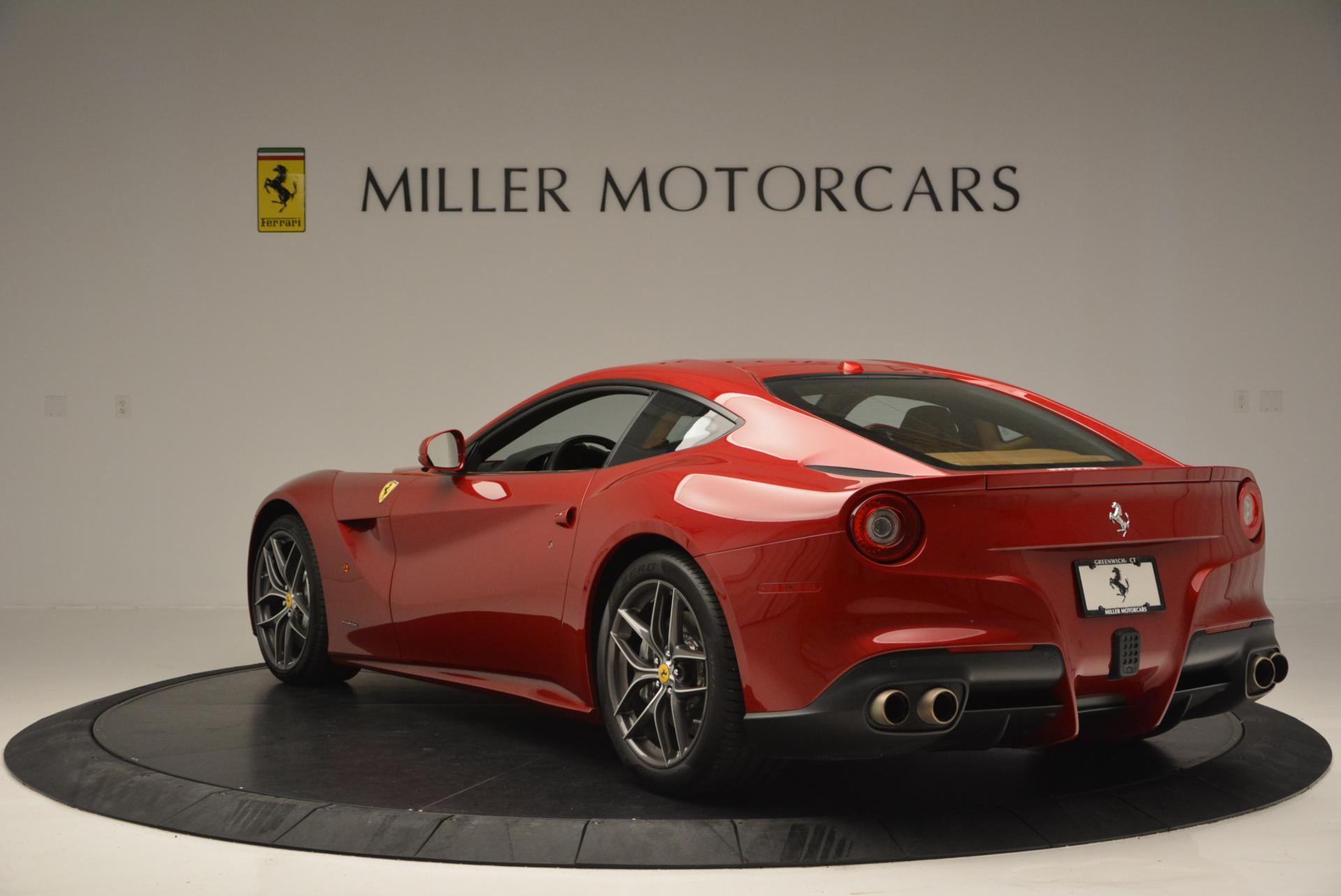 Used 2014 Ferrari F12 Berlinetta  For Sale In Greenwich, CT 149_p5