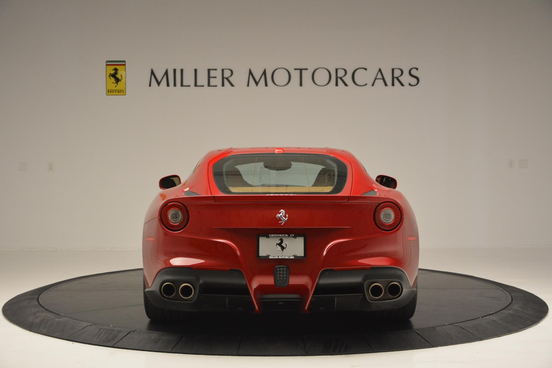 Used 2014 Ferrari F12 Berlinetta  For Sale In Greenwich, CT 149_p6