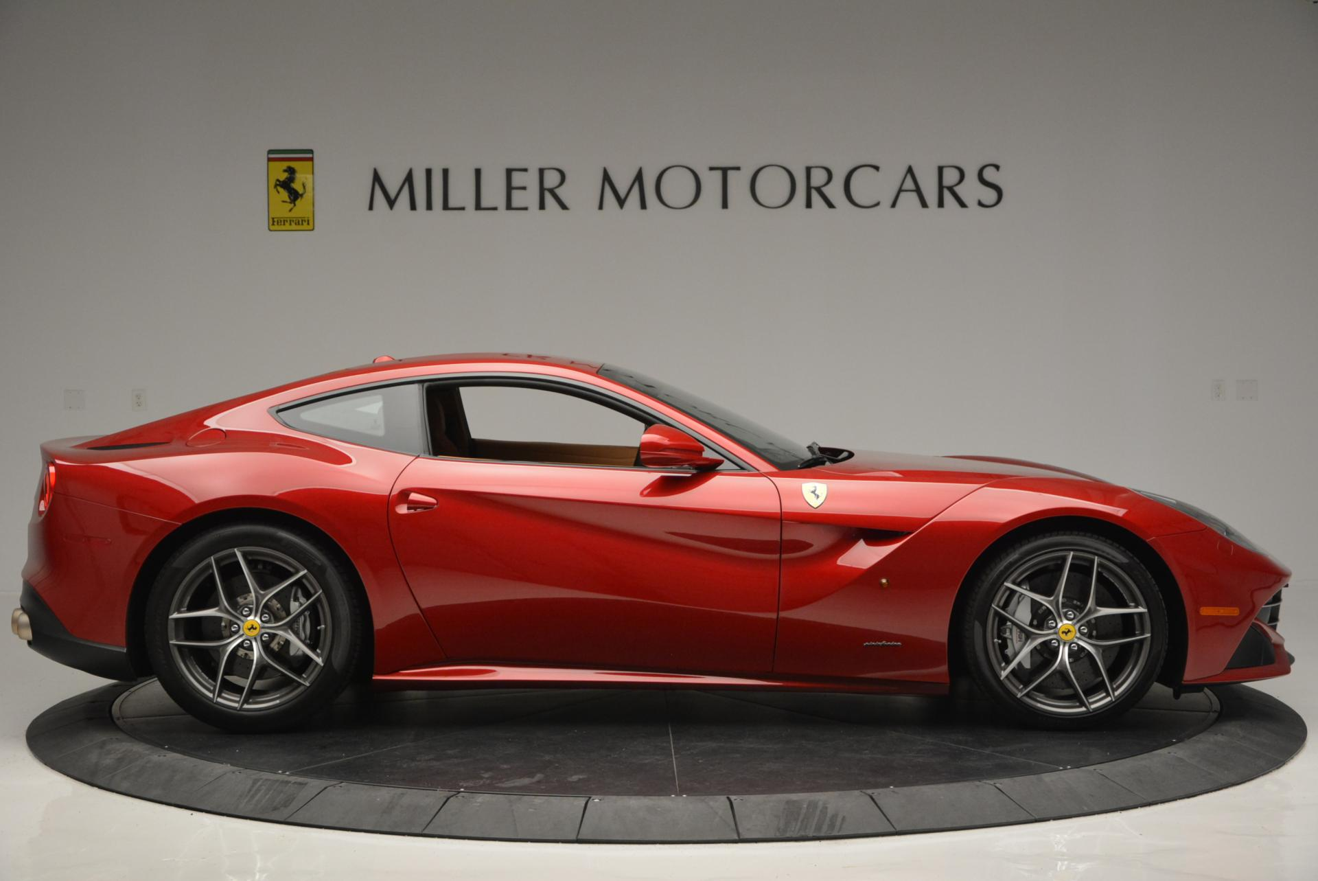 Used 2014 Ferrari F12 Berlinetta  For Sale In Greenwich, CT 149_p9