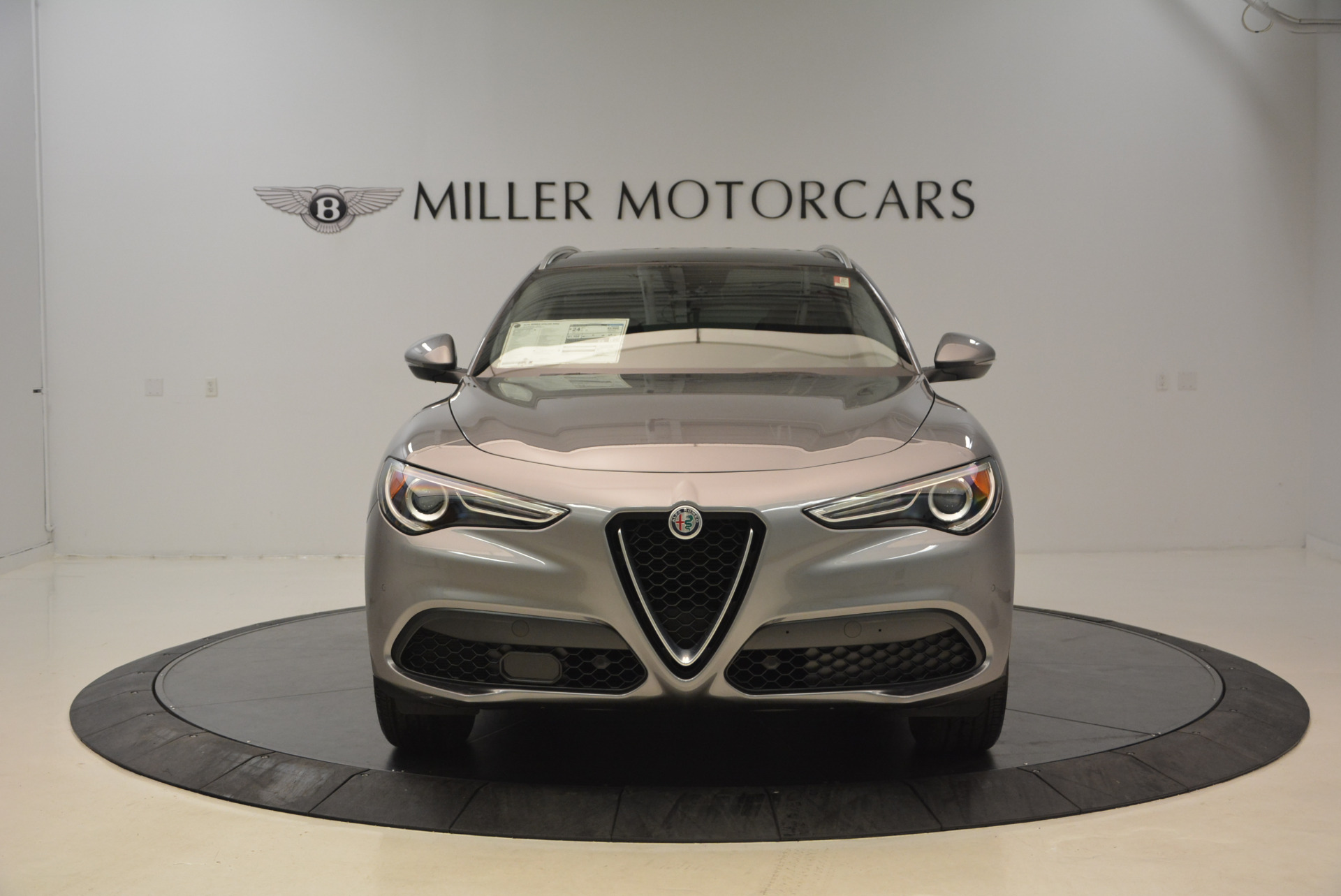 New 2018 Alfa Romeo Stelvio Q4 For Sale In Greenwich, CT 1491_p12